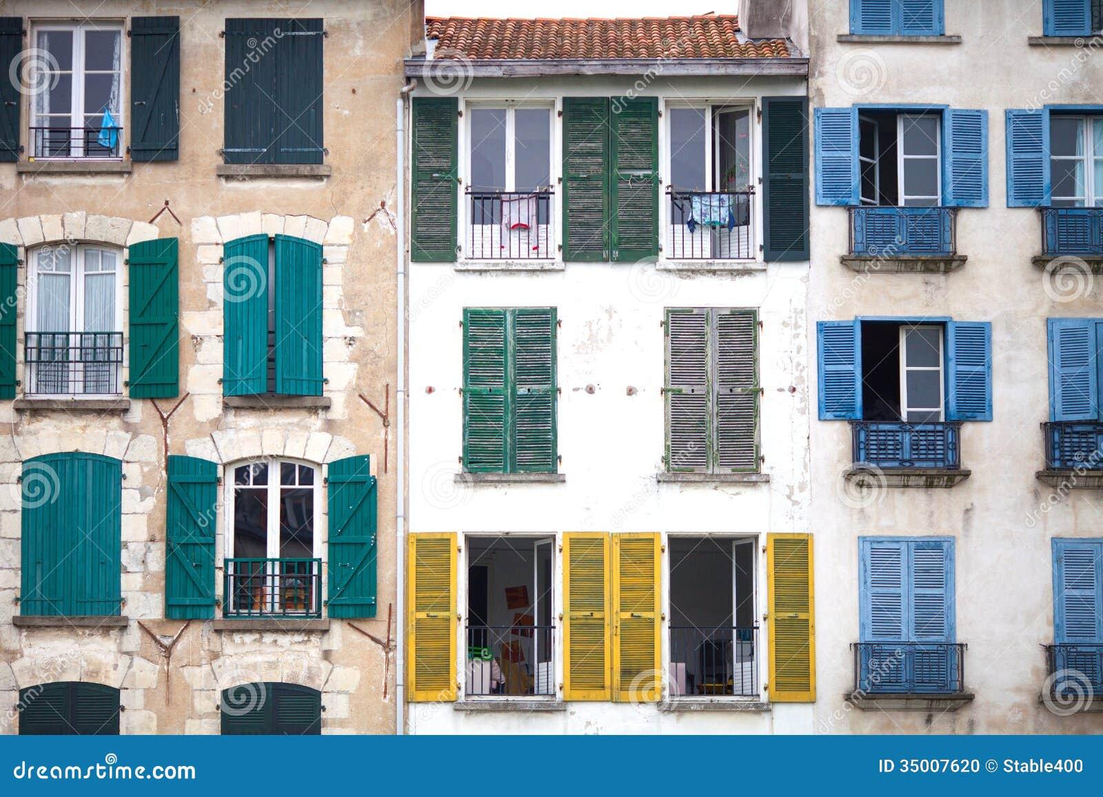 Architectuur van huisvesting