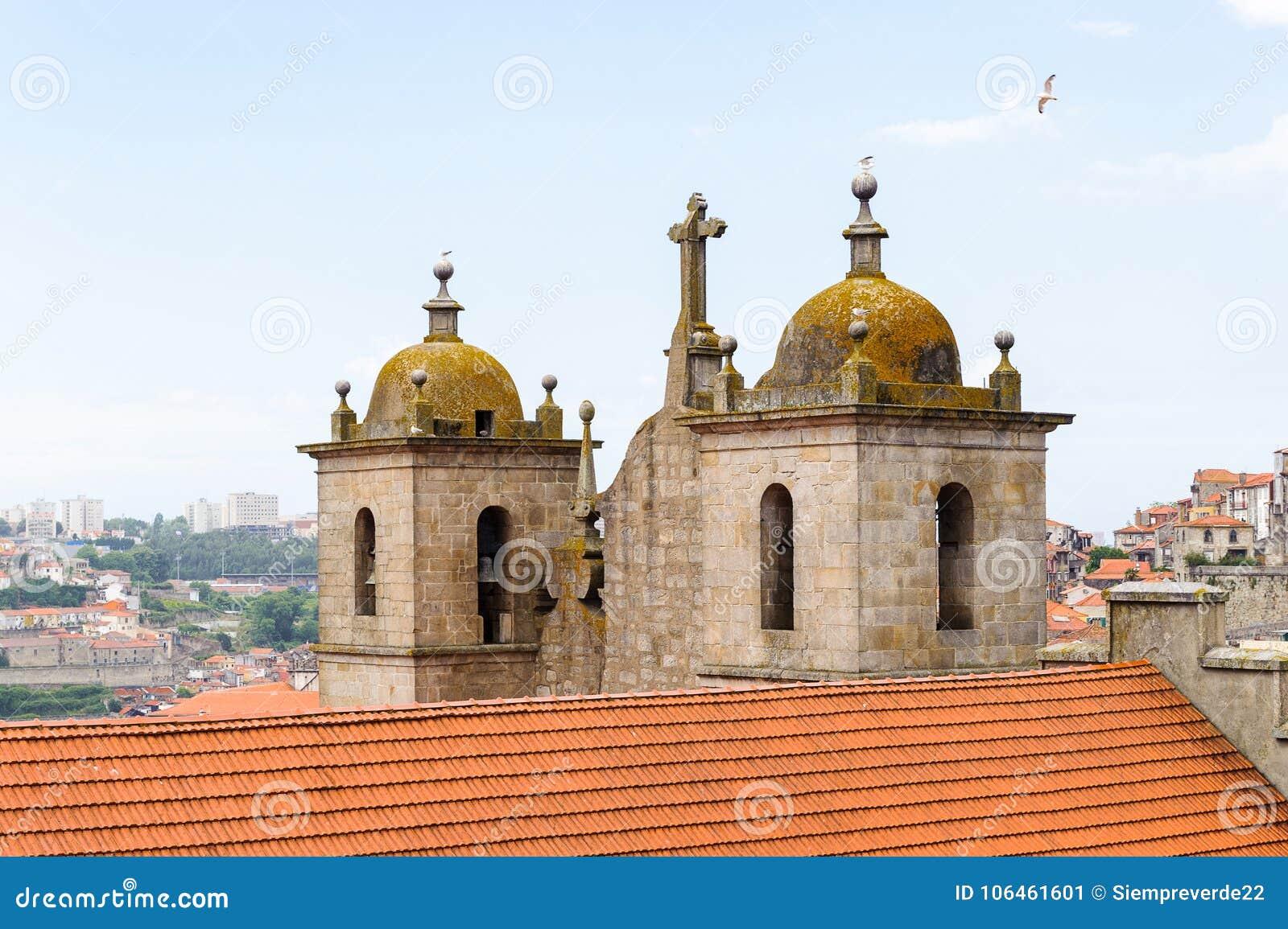 Architectuur van Porto, Portugal