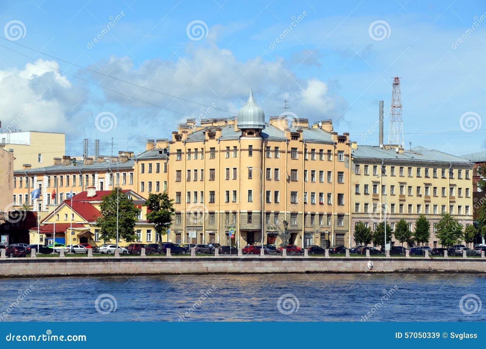 Architectuur van St. Petersburg