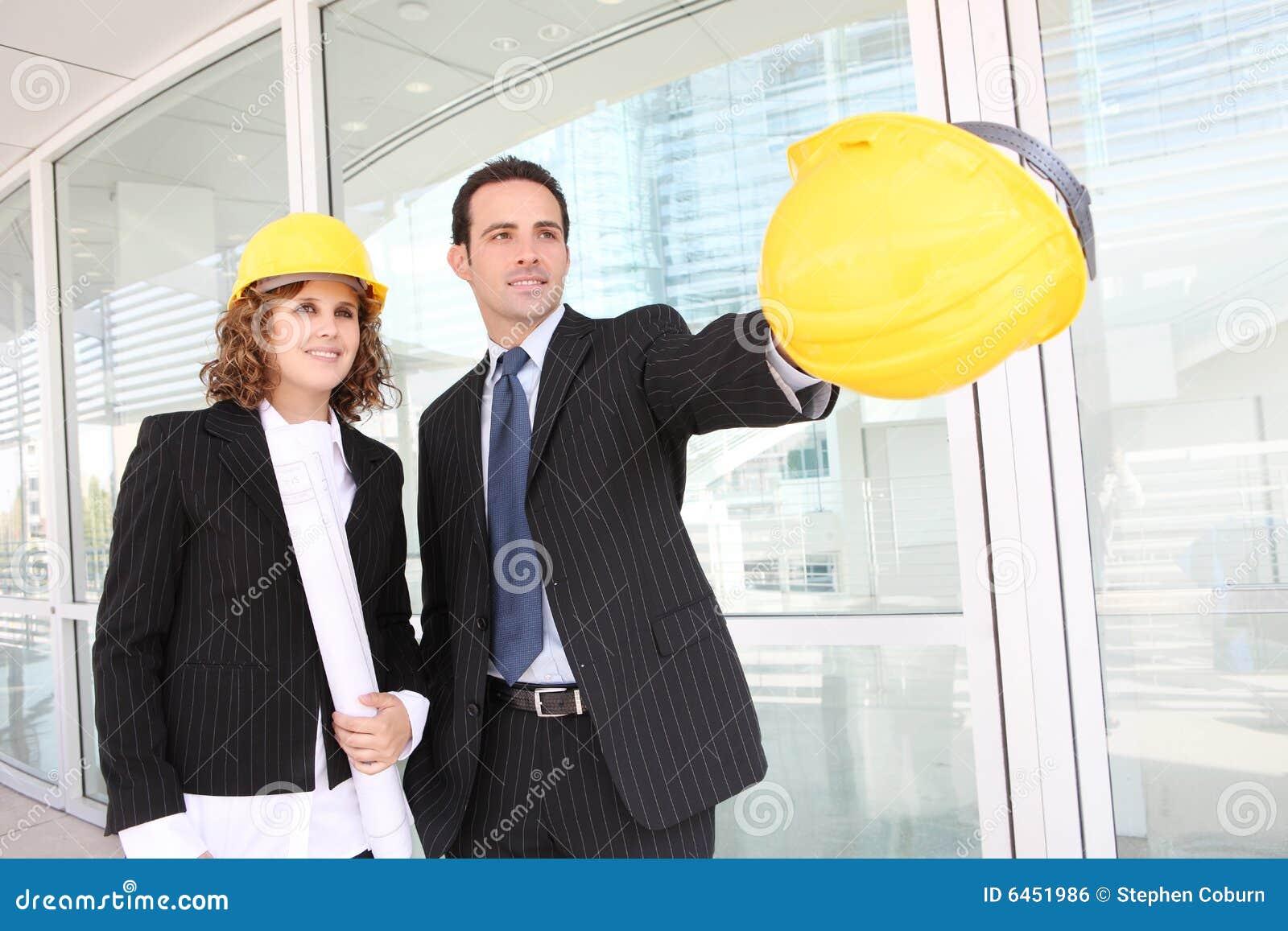 Architekt atrakcyjna budowy