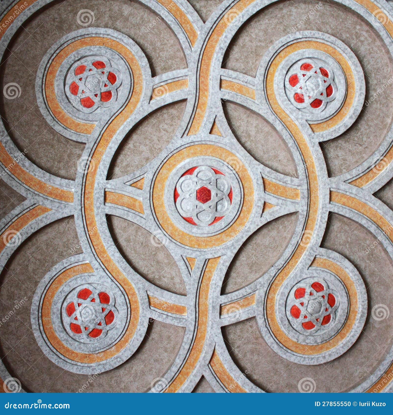 Architektoniczny tło (Jerozolima Izrael,)