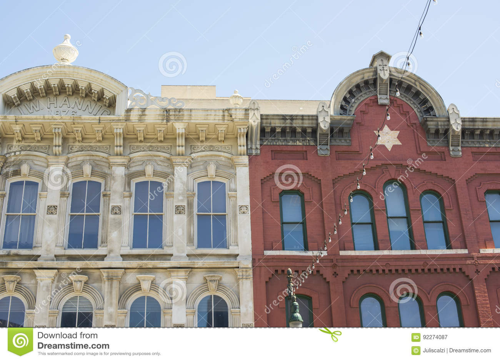Architektur Austin, Texas