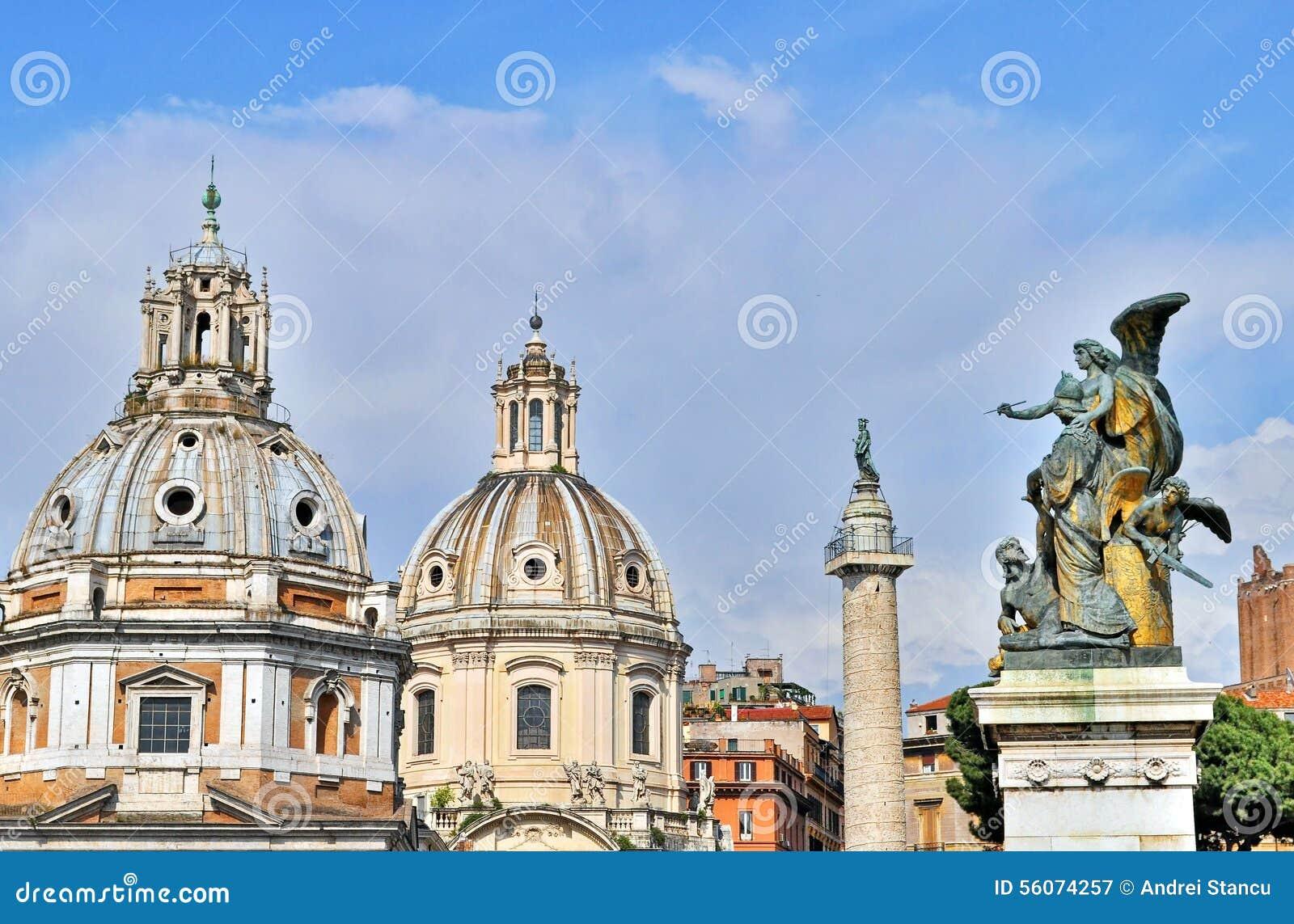Architektur von Rom