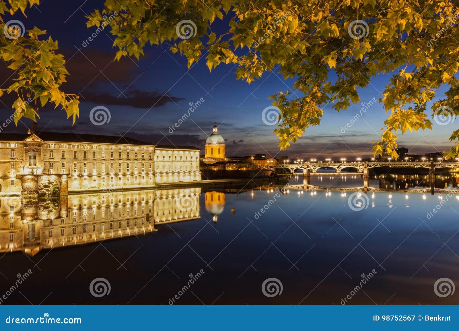 Architektur von Toulouse