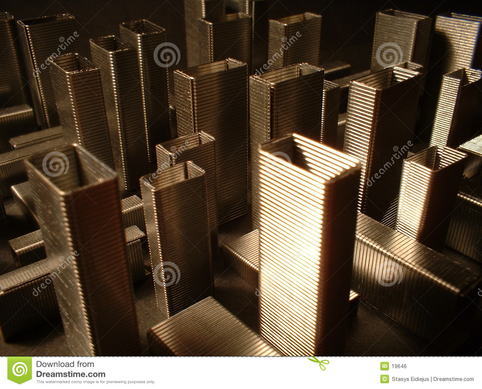 Architektur zszywek