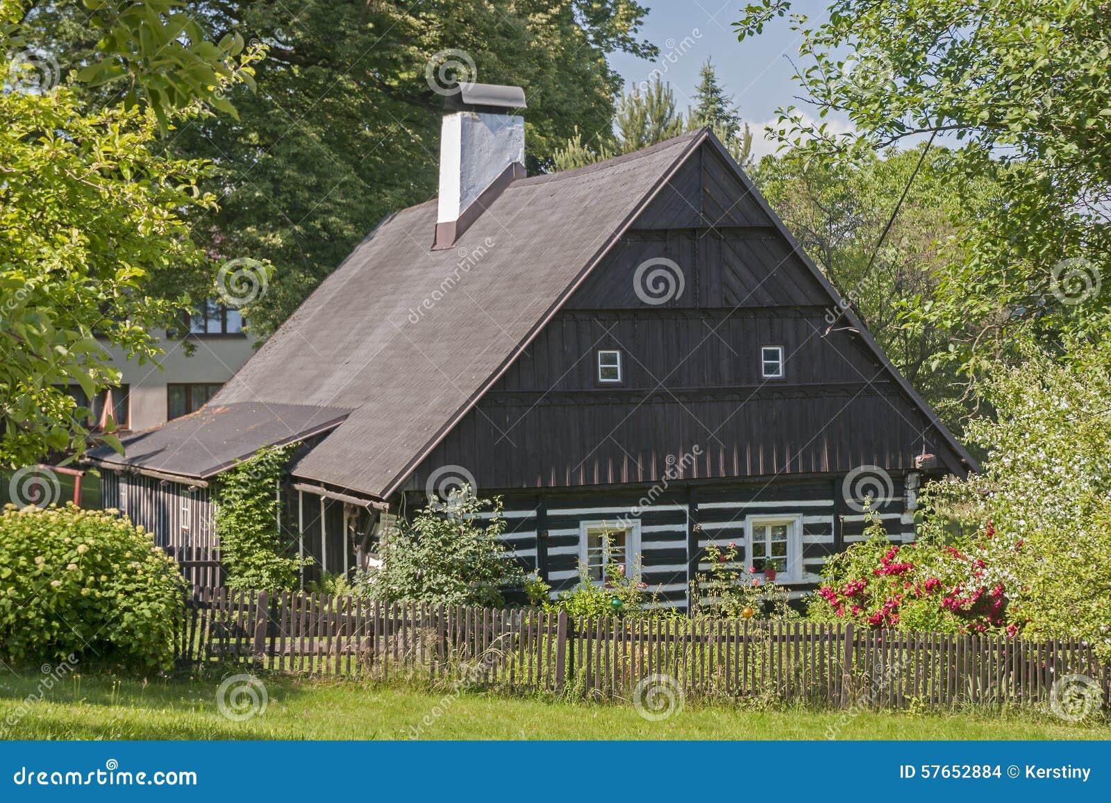 Architektura Czeskie góry