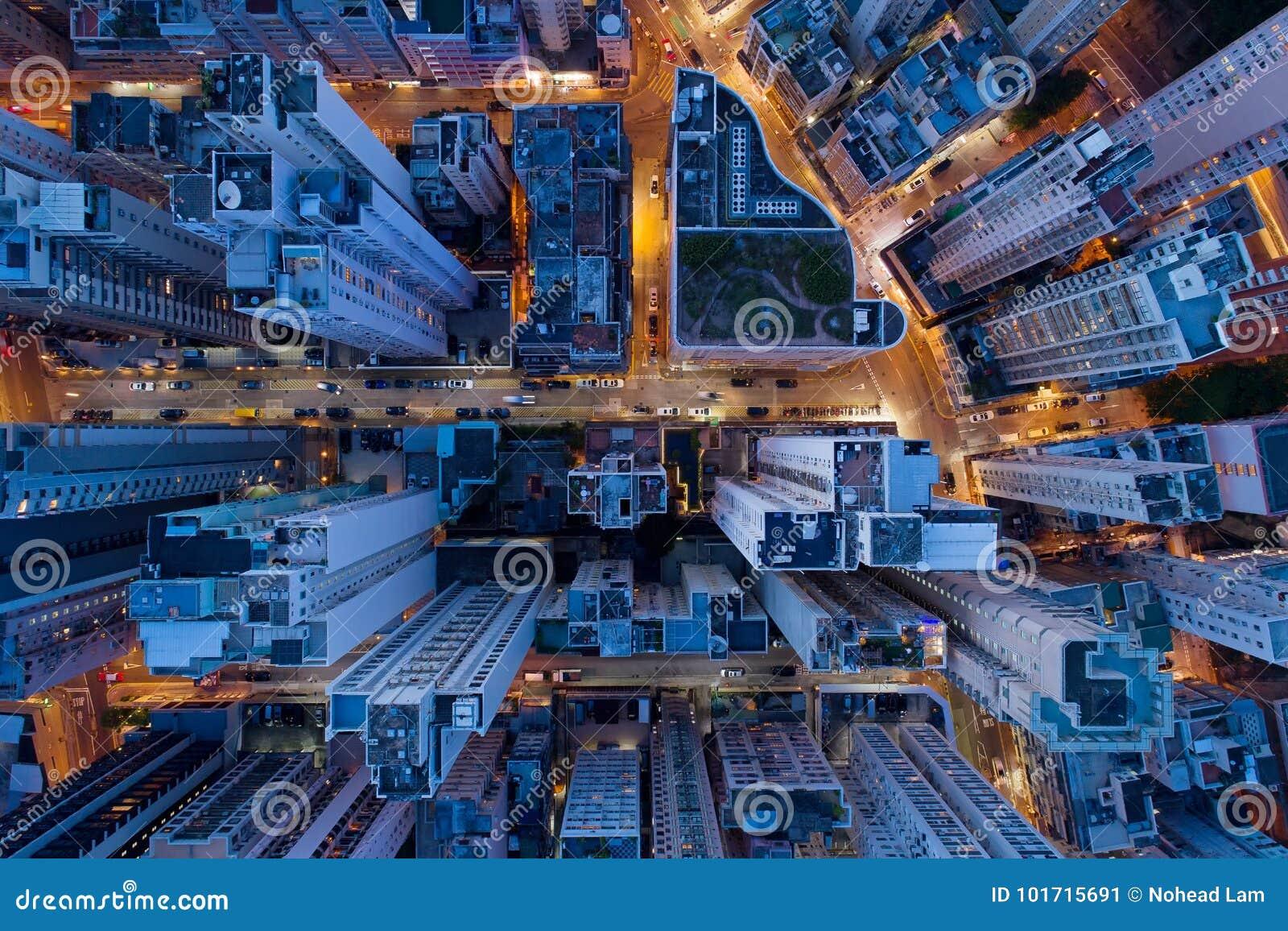Architektura Hong Kong