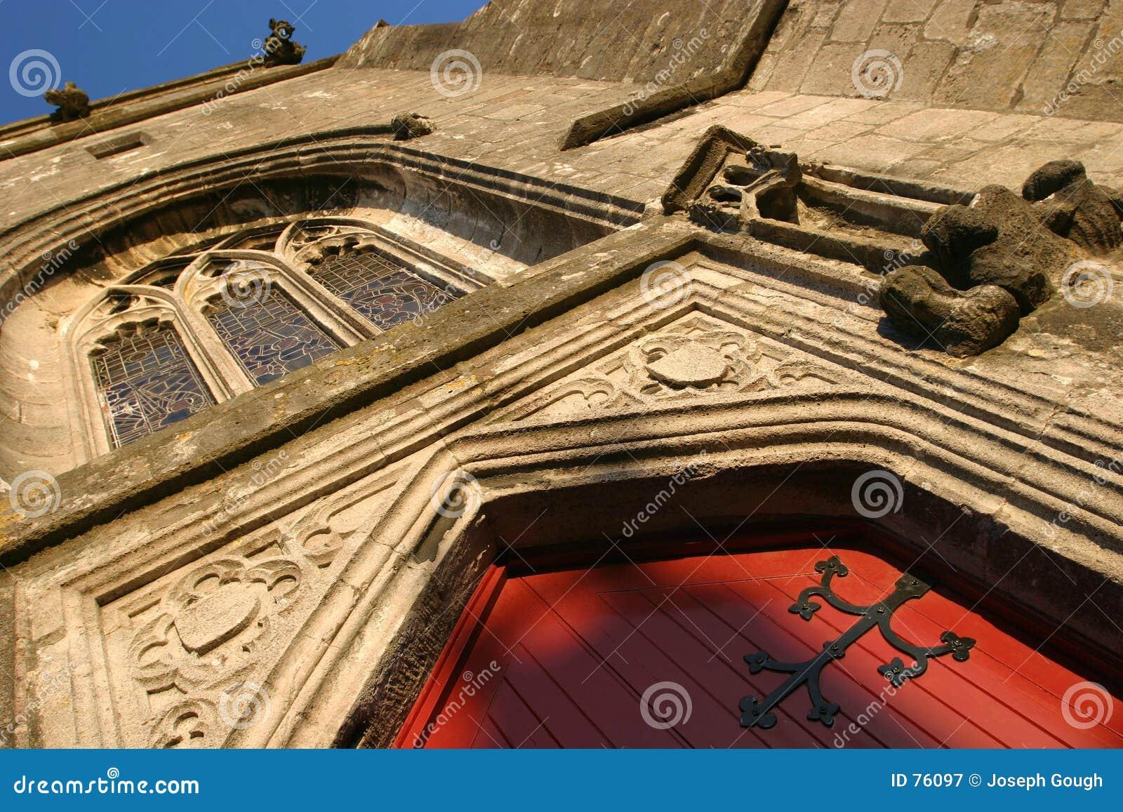 Architektura kościoła