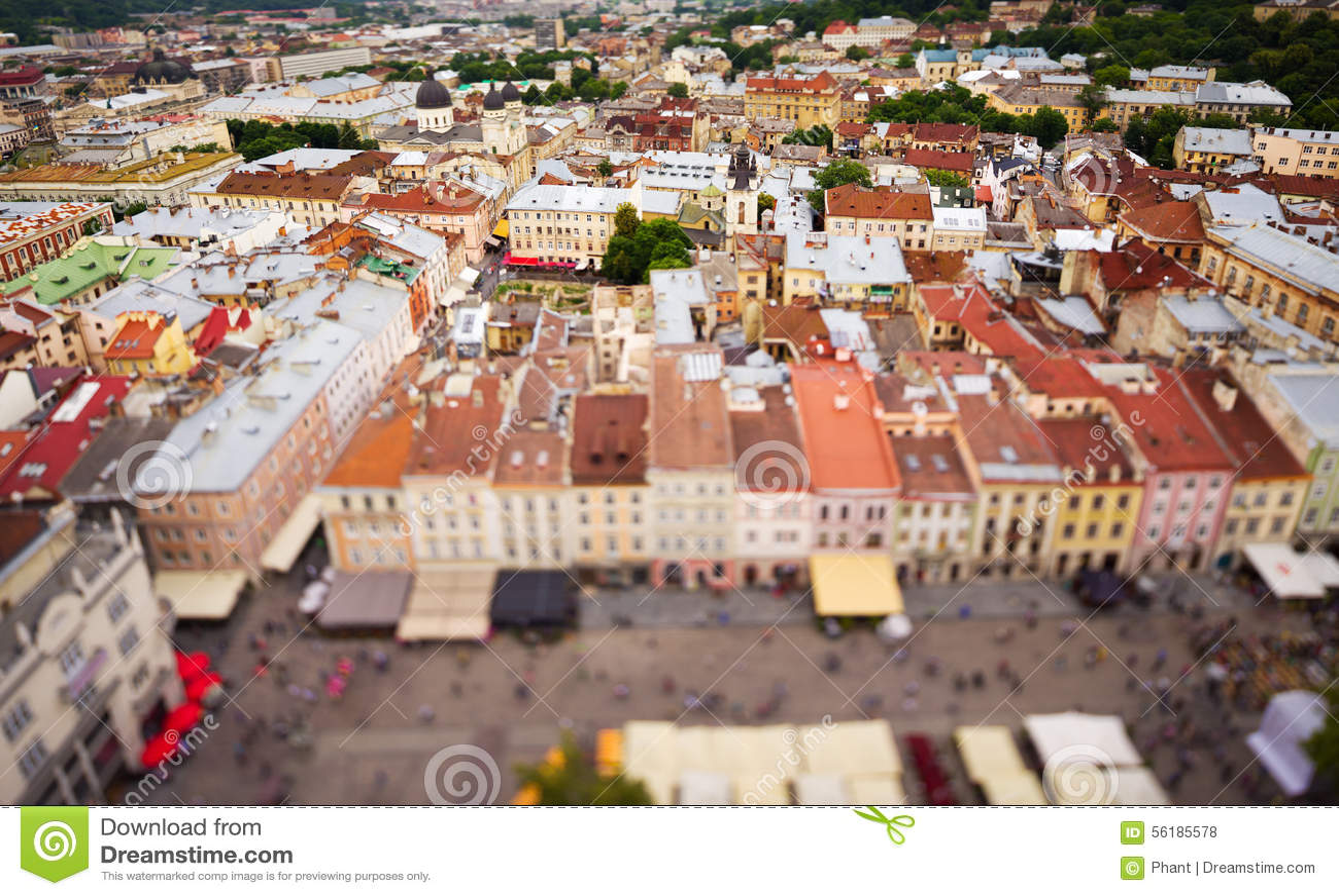 Architektura Lviv Ukraina