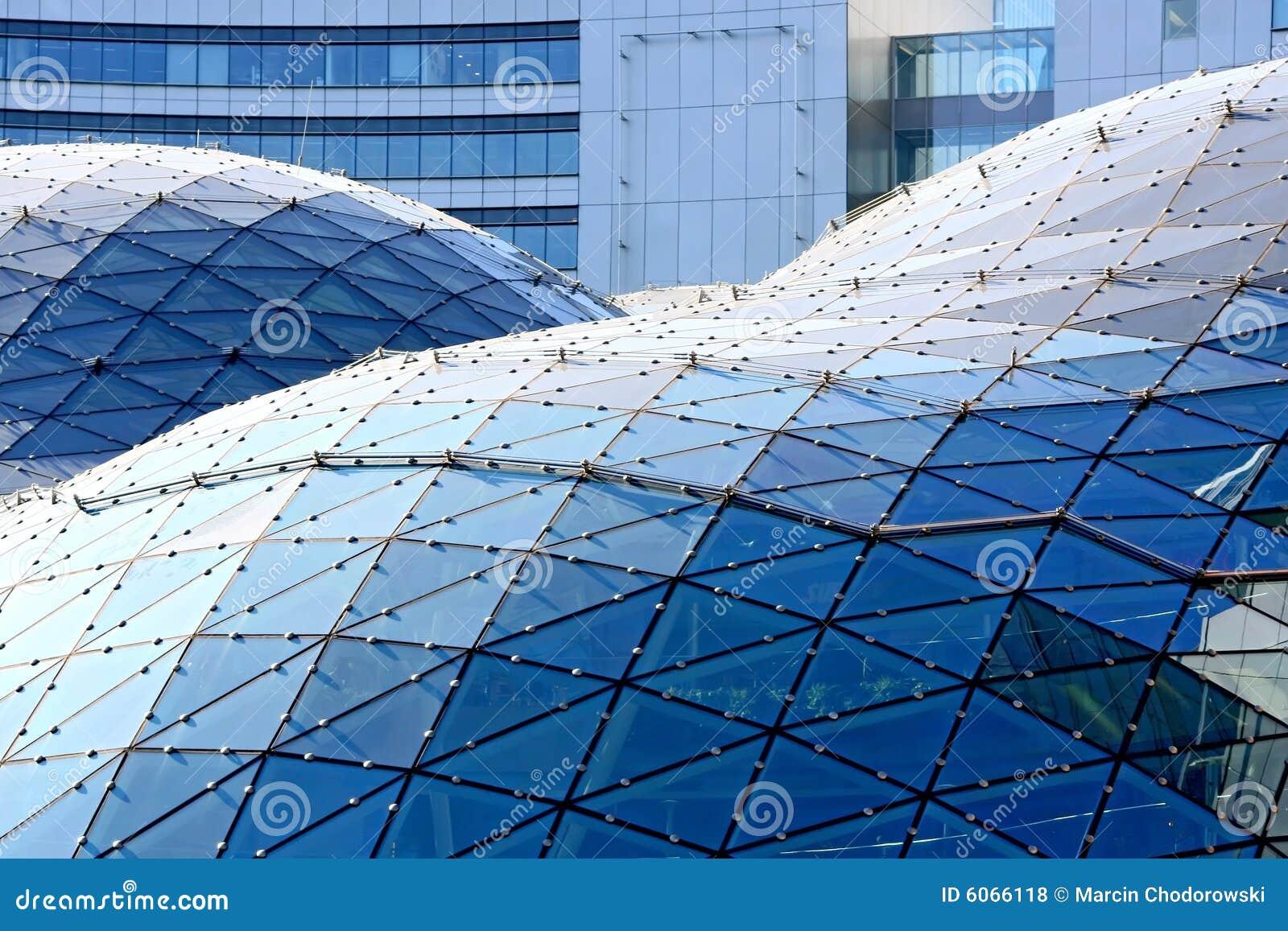 Architektura nowoczesny.