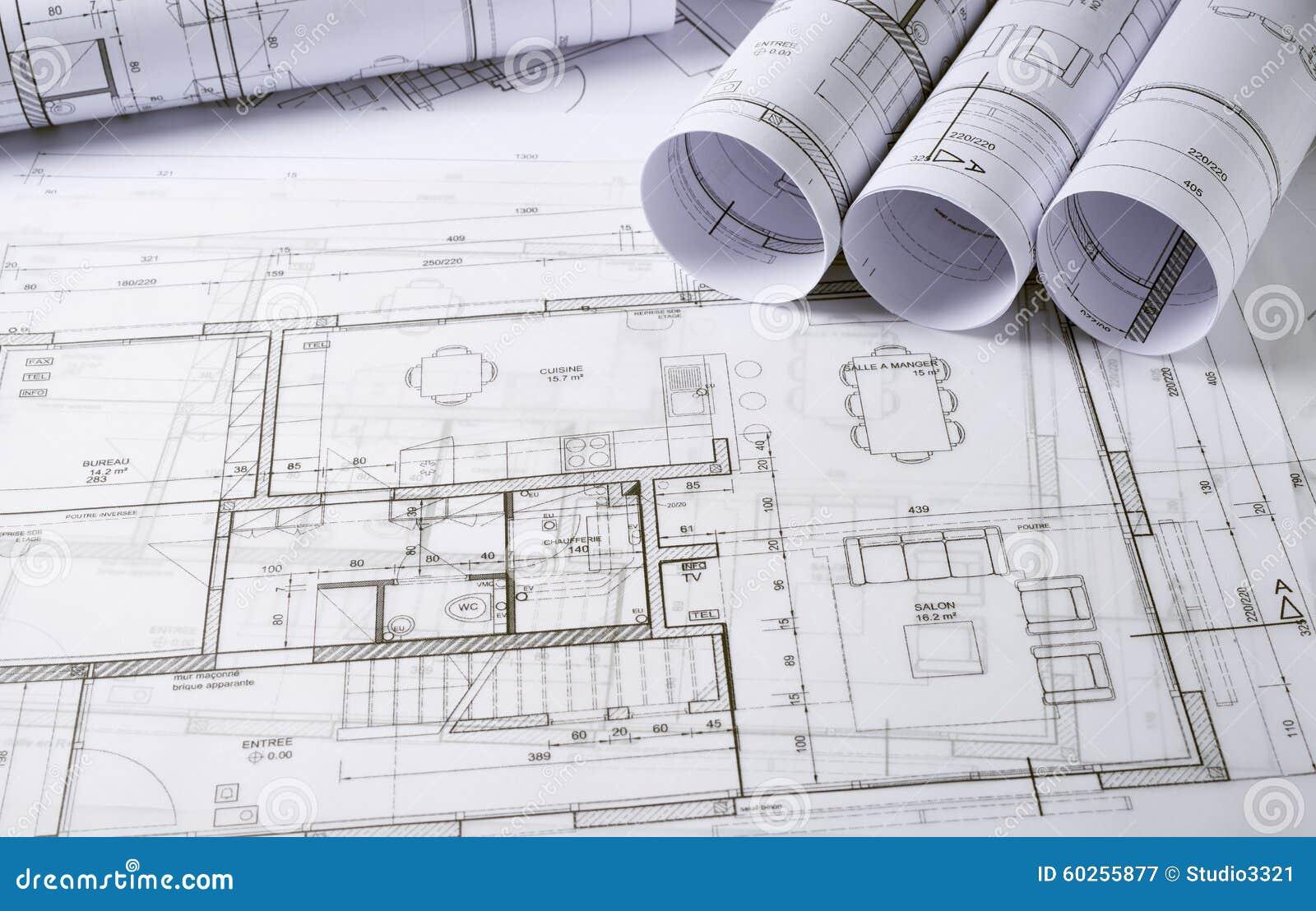 Architektura plany