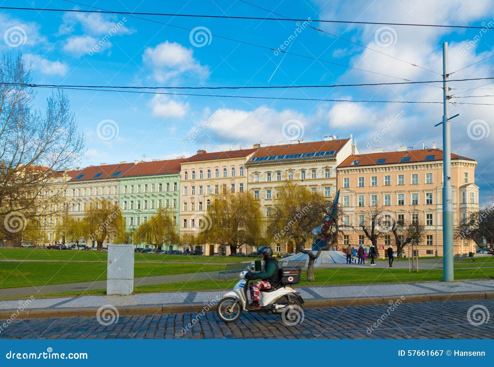 Architektura Prague