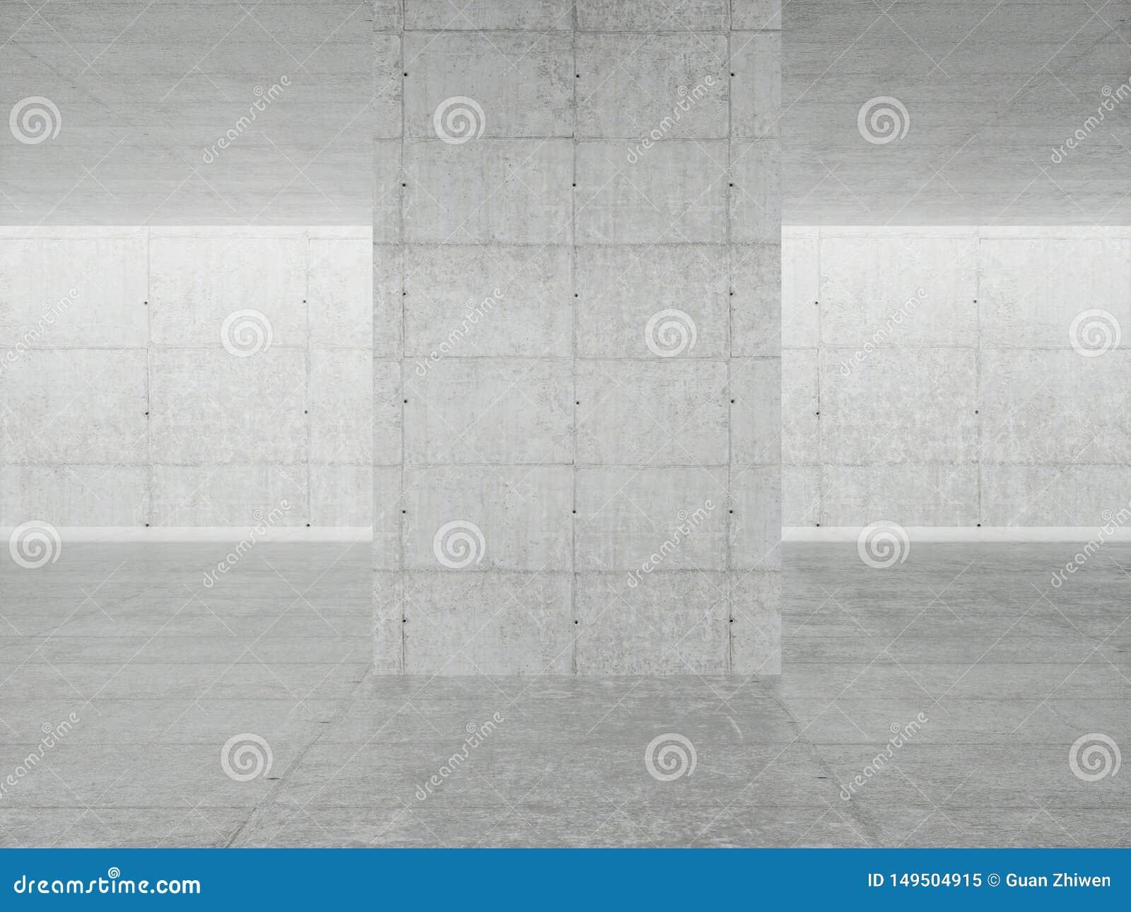 Architektury abstrakcjonistyczny Wn?trze