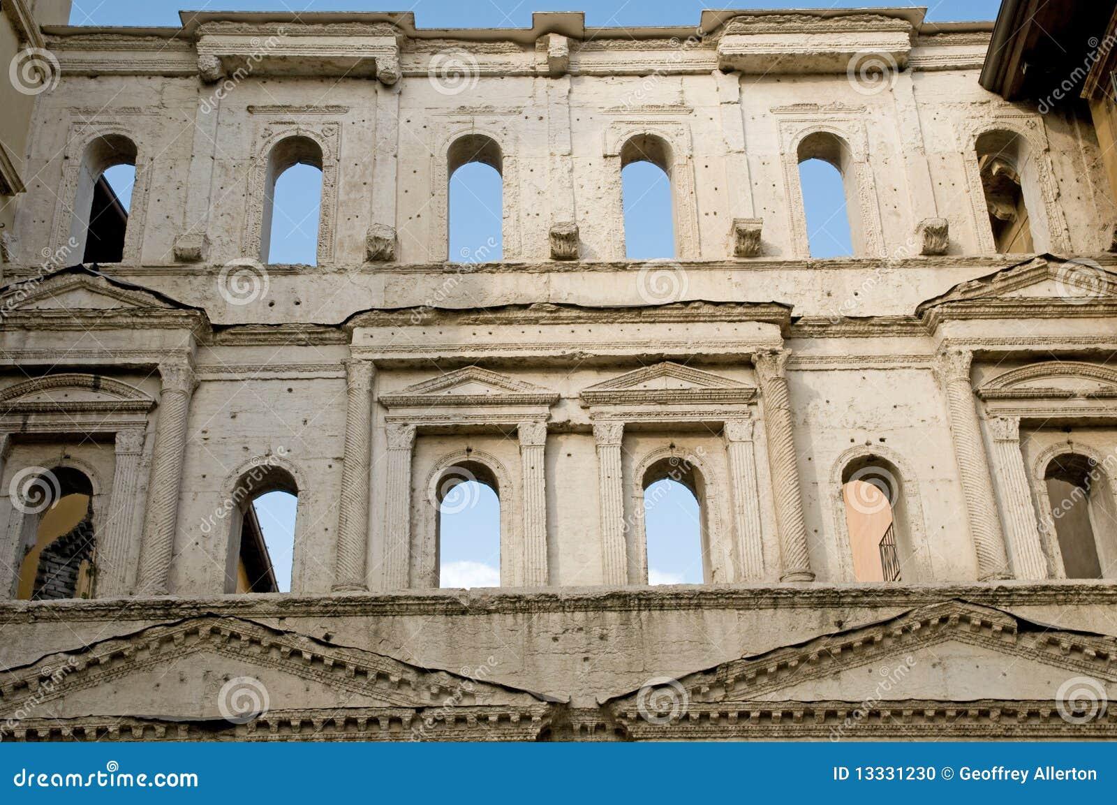 Architektury borsari porta