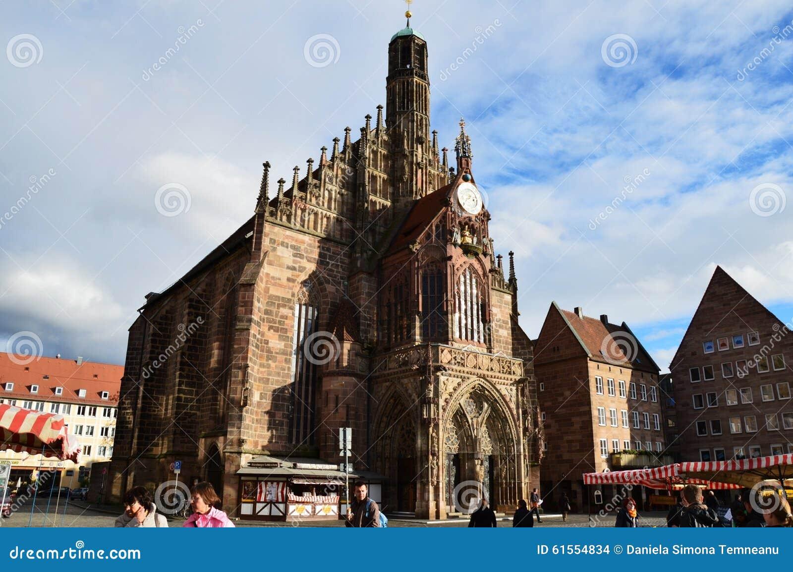 Architettura cathredal tedesca