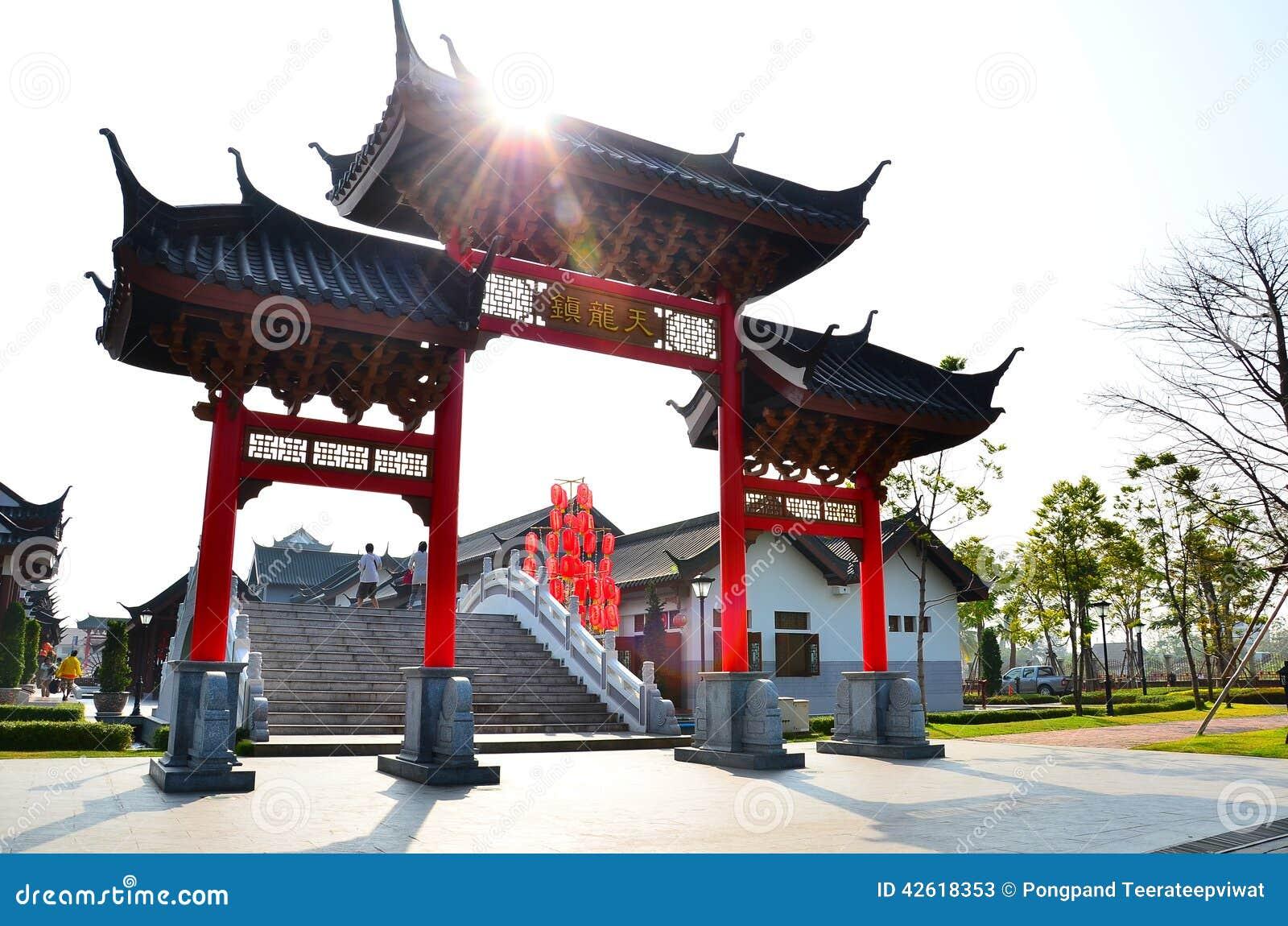 Architettura cinese