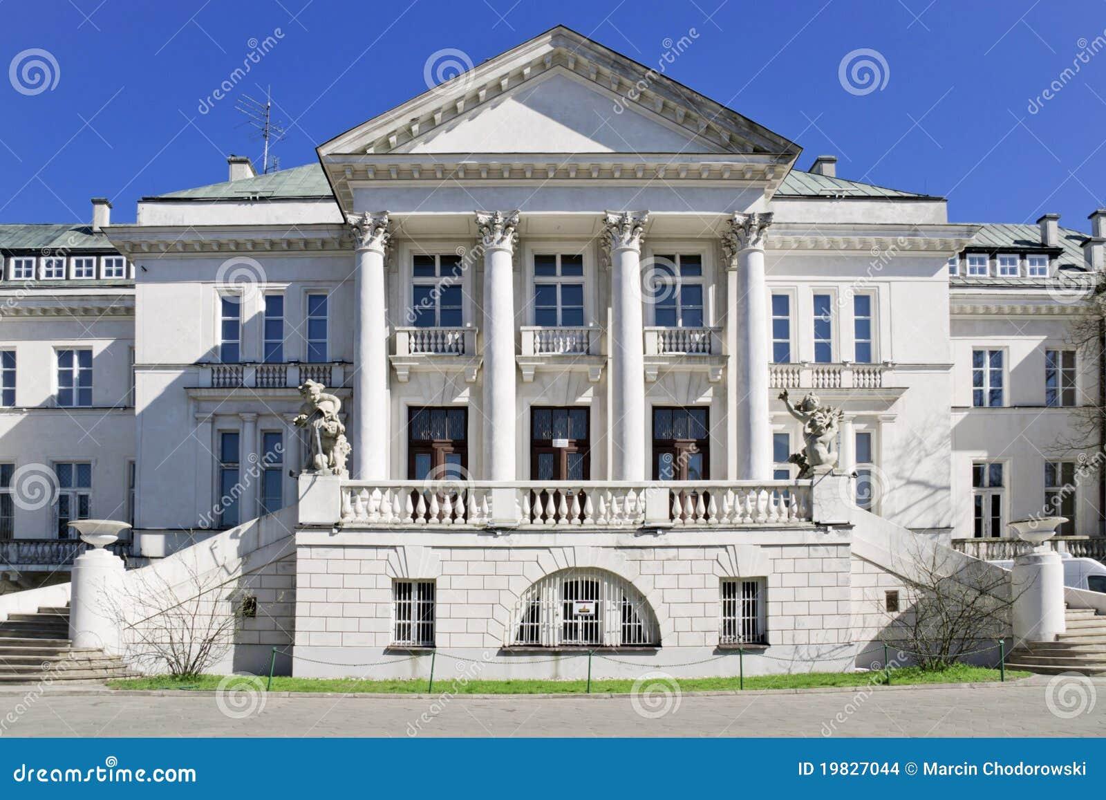 Architettura classica immagini stock immagine 19827044 for Architettura classica