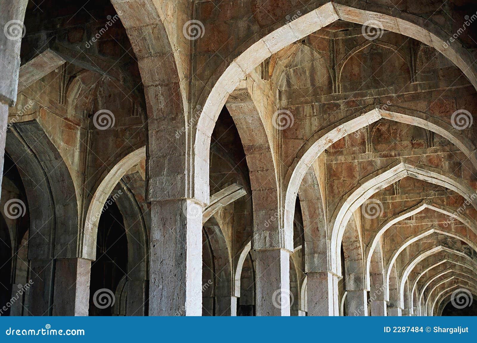 Architettura di Afgan in India