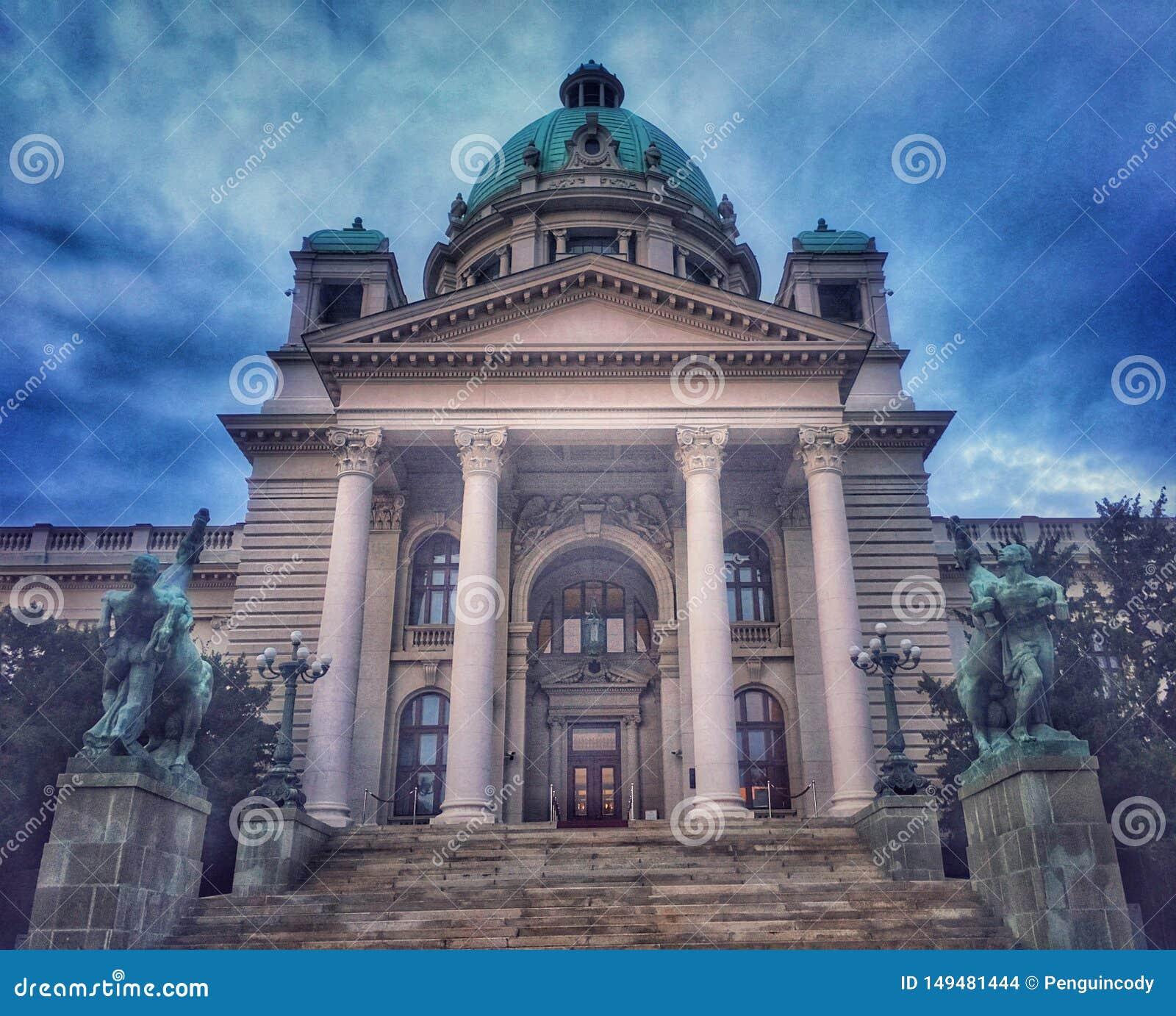Architettura di Belgrado, Serbia