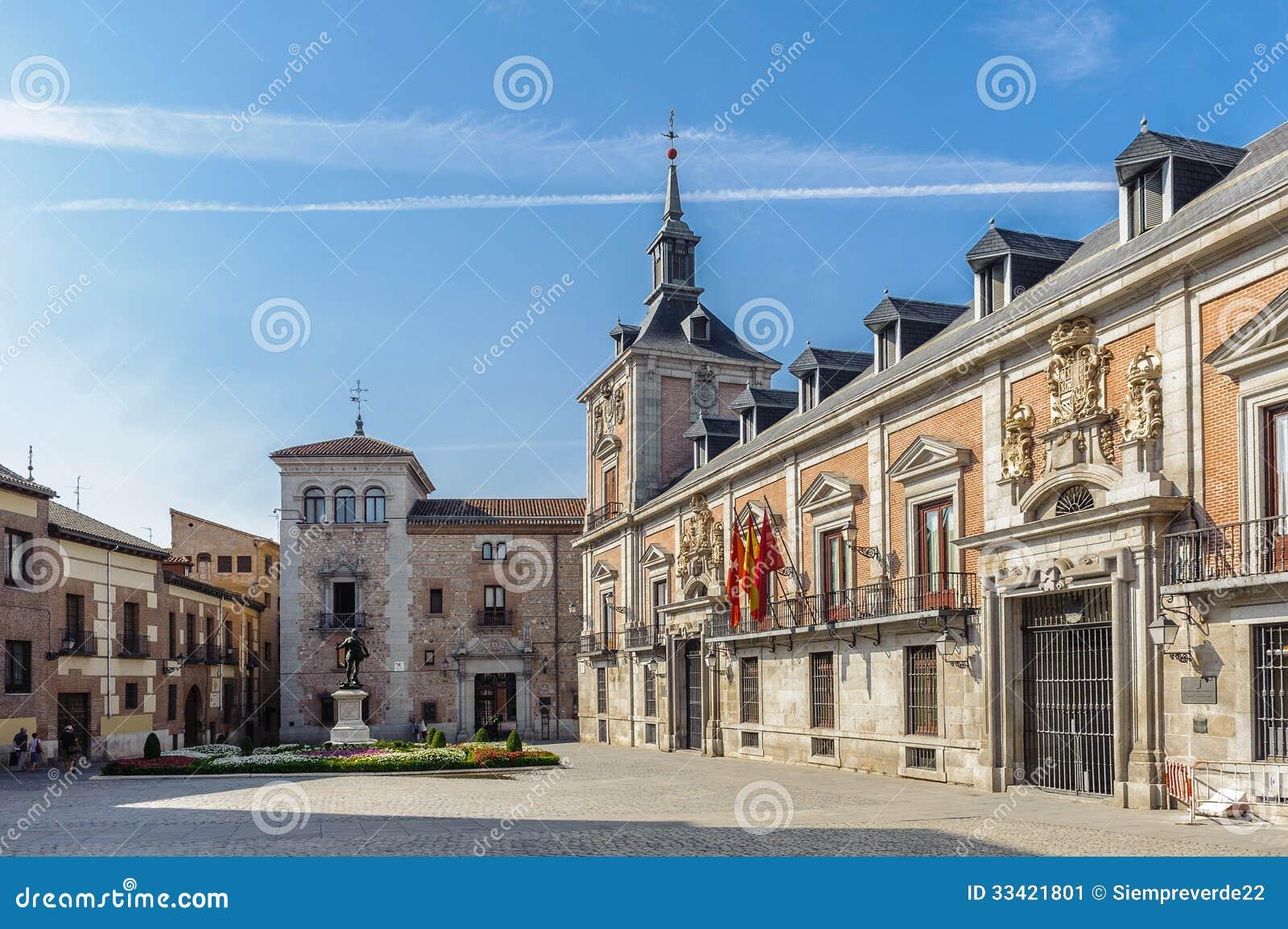 Architettura A Madrid architettura di madrid, la capitale della spagna immagine
