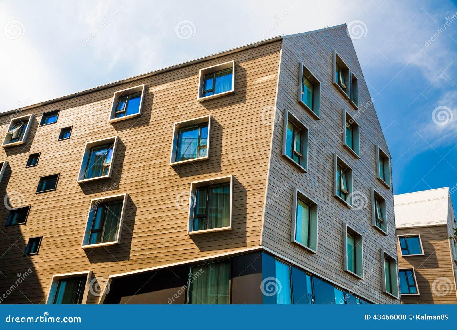 Architettura moderna fotografia stock immagine 43466000 for Architettura casa moderna