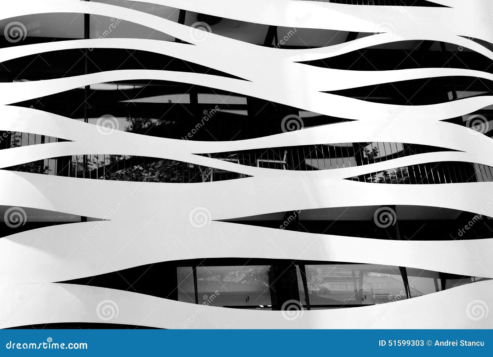 Architettura moderna fotografia stock immagine 51599303 for Architettura moderna barcellona