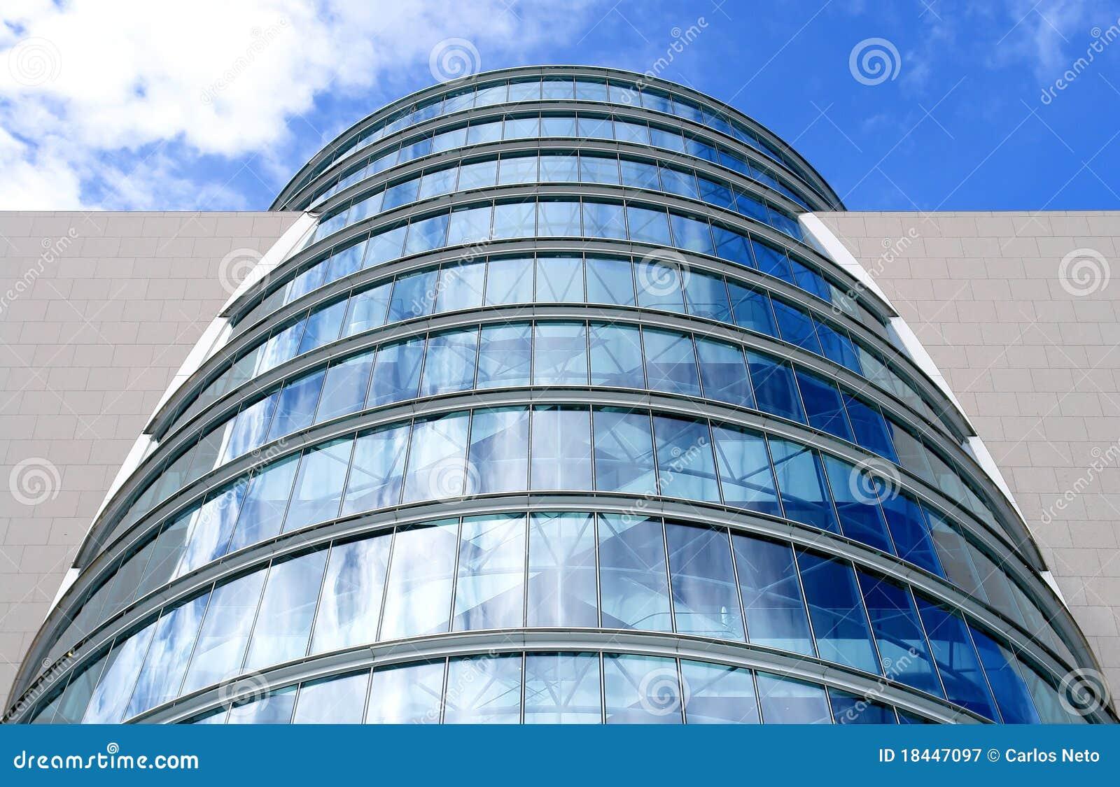 Architettura moderna a dublino immagine stock immagine for L architettura moderna