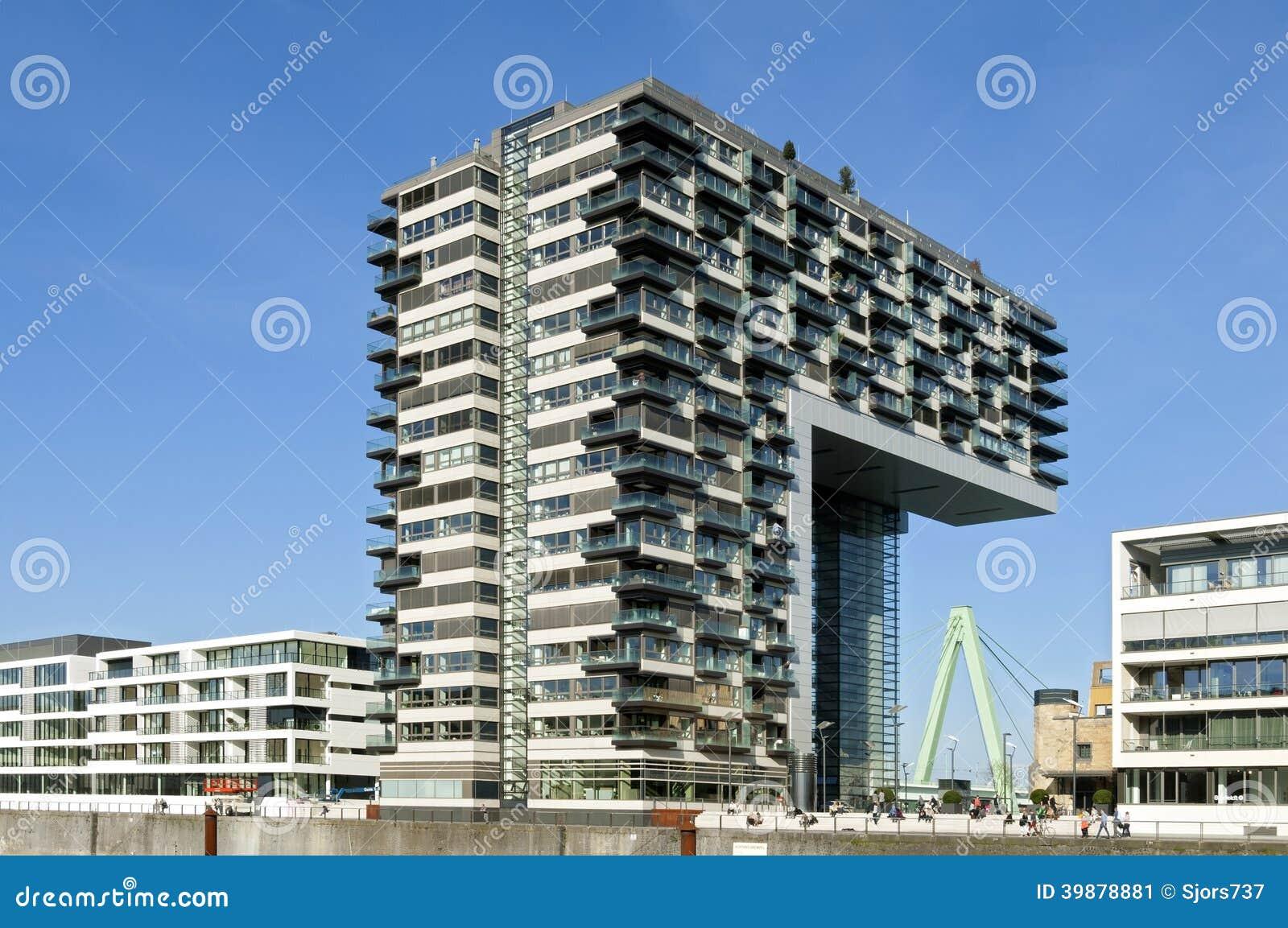 Architettura moderna orizzonte del reno colonia for L architettura moderna