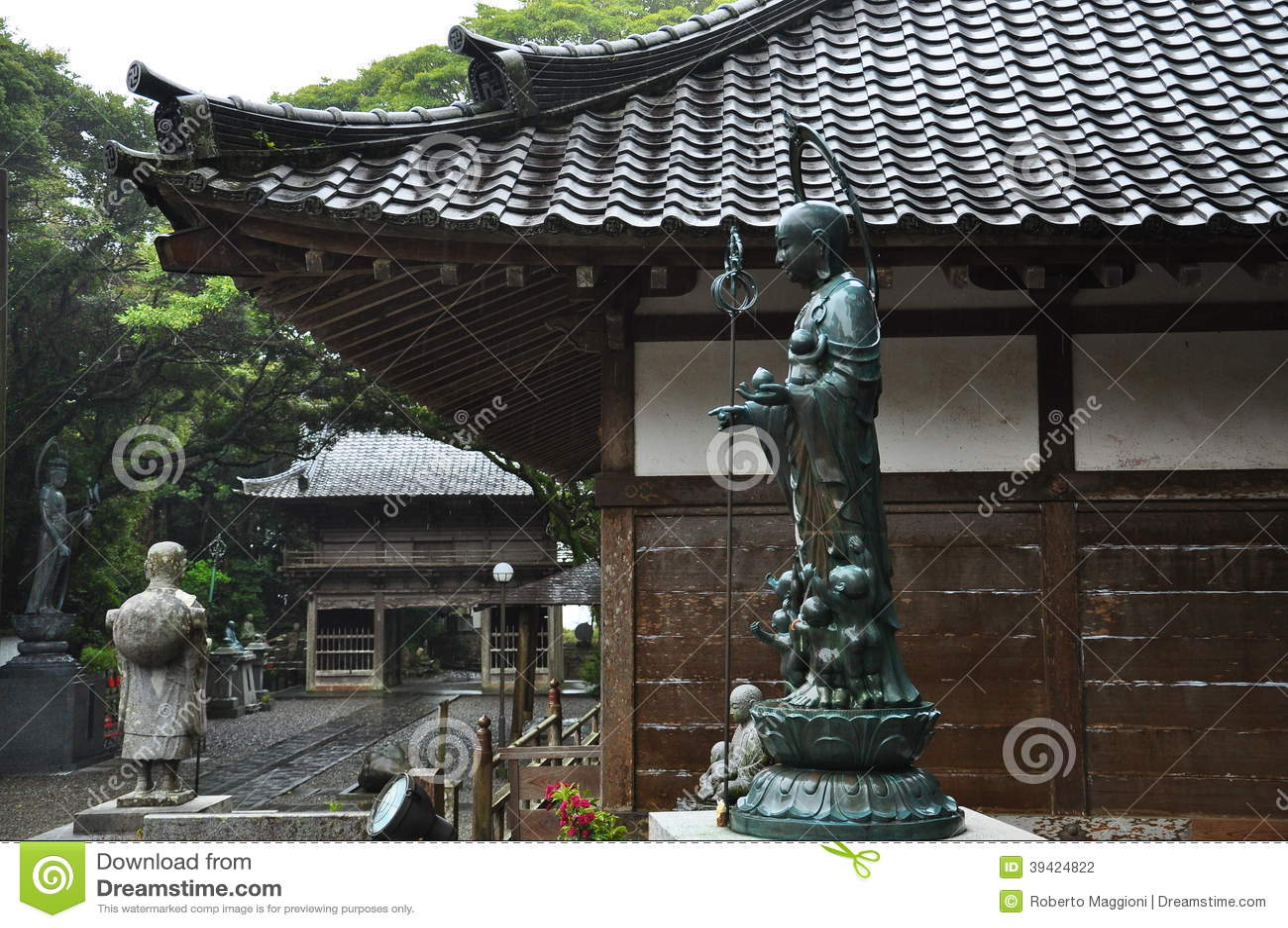 architettura tradizionale giapponese tempio buddista