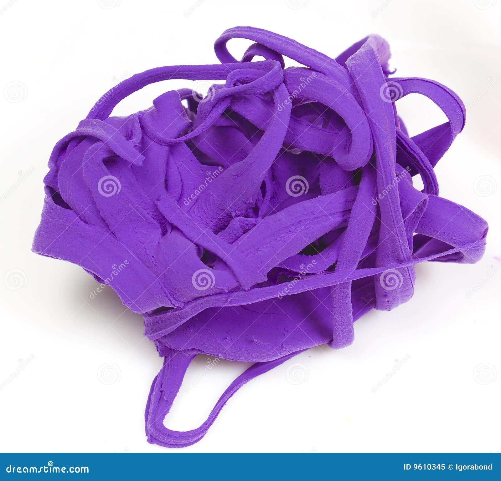 Arcilla púrpura