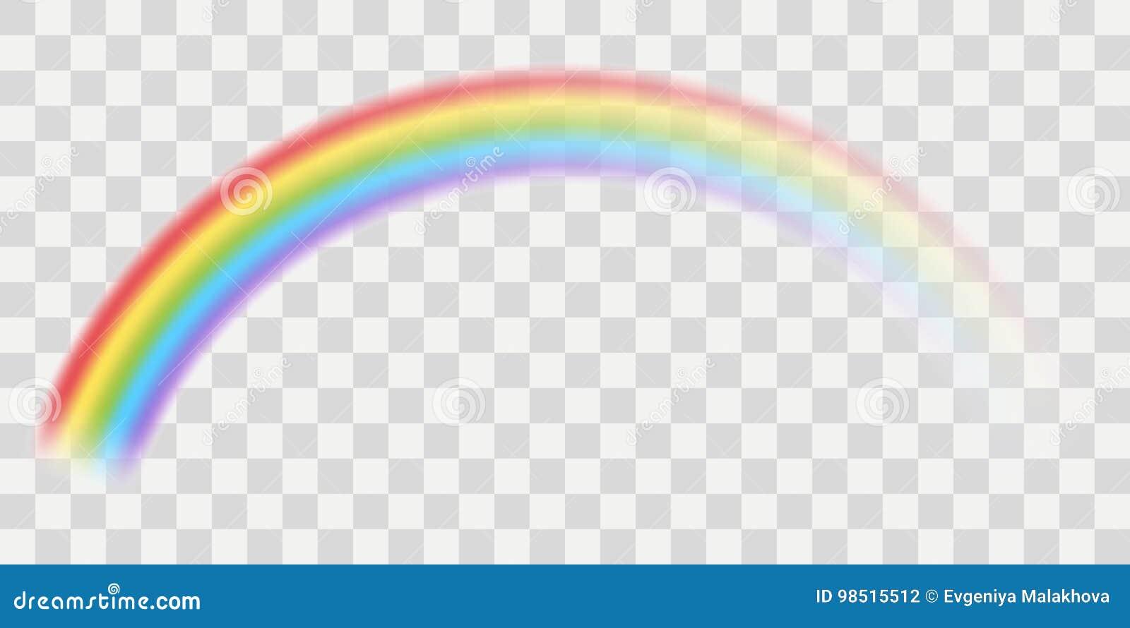 Arco-íris do vetor