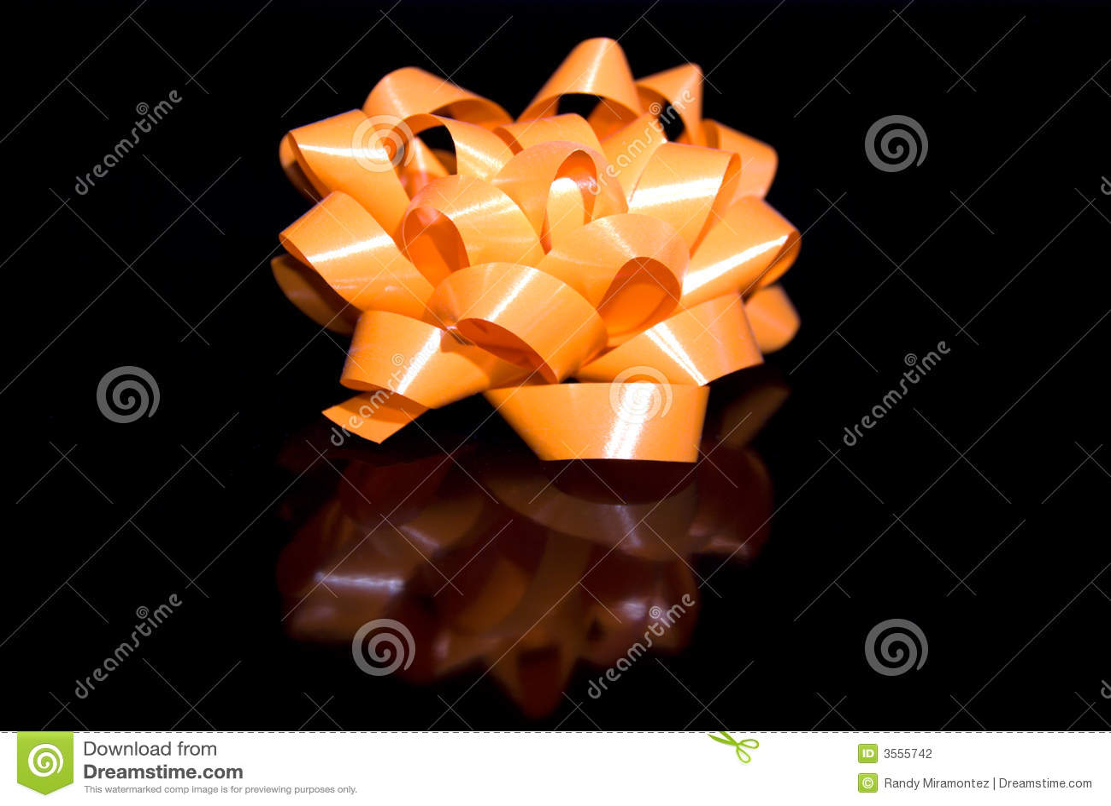 Arco arancione
