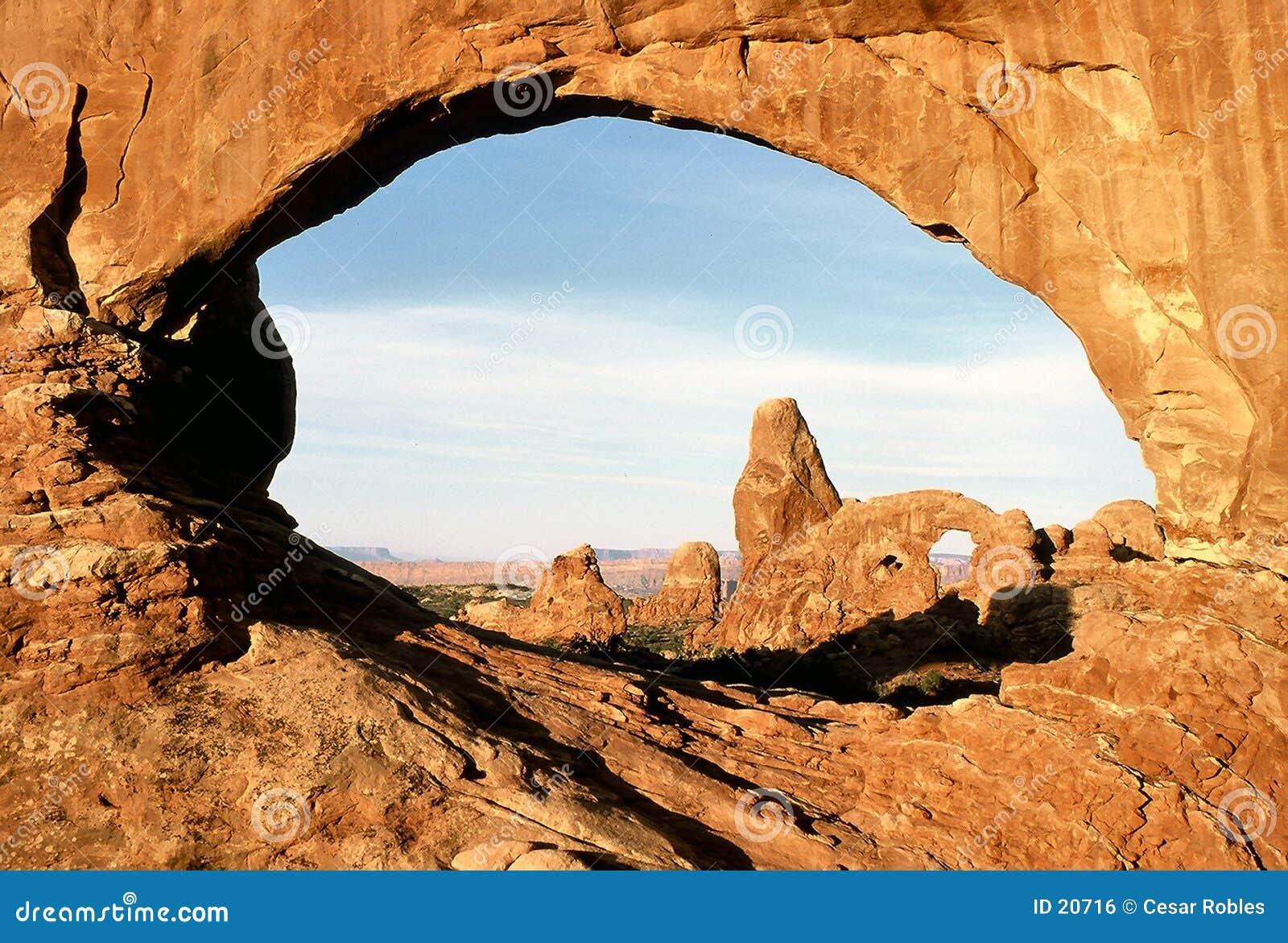 Arco da torreta