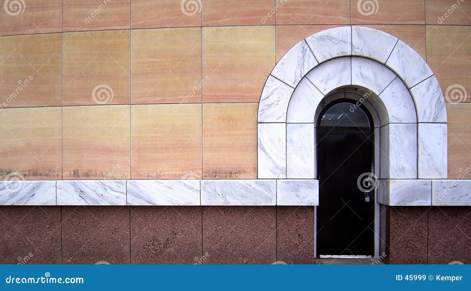 Arco de mármol