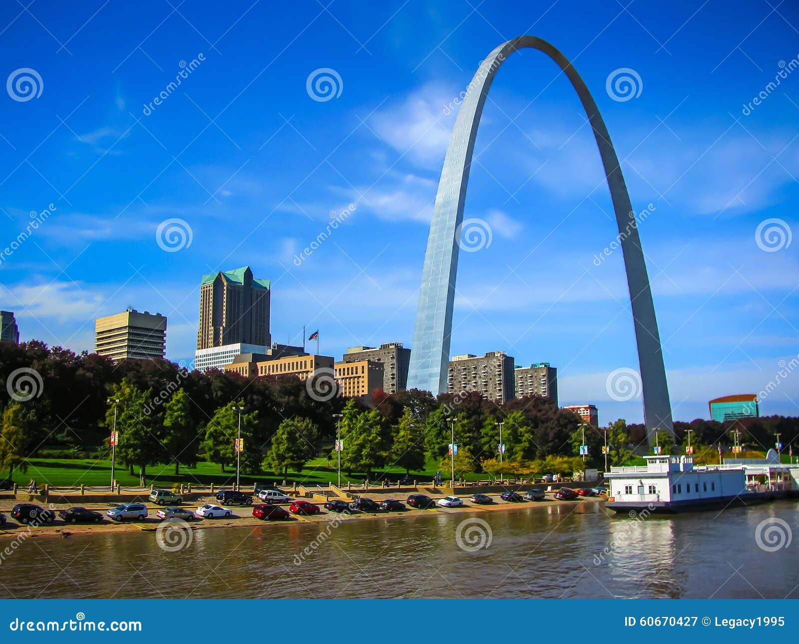 Arco de St Louis