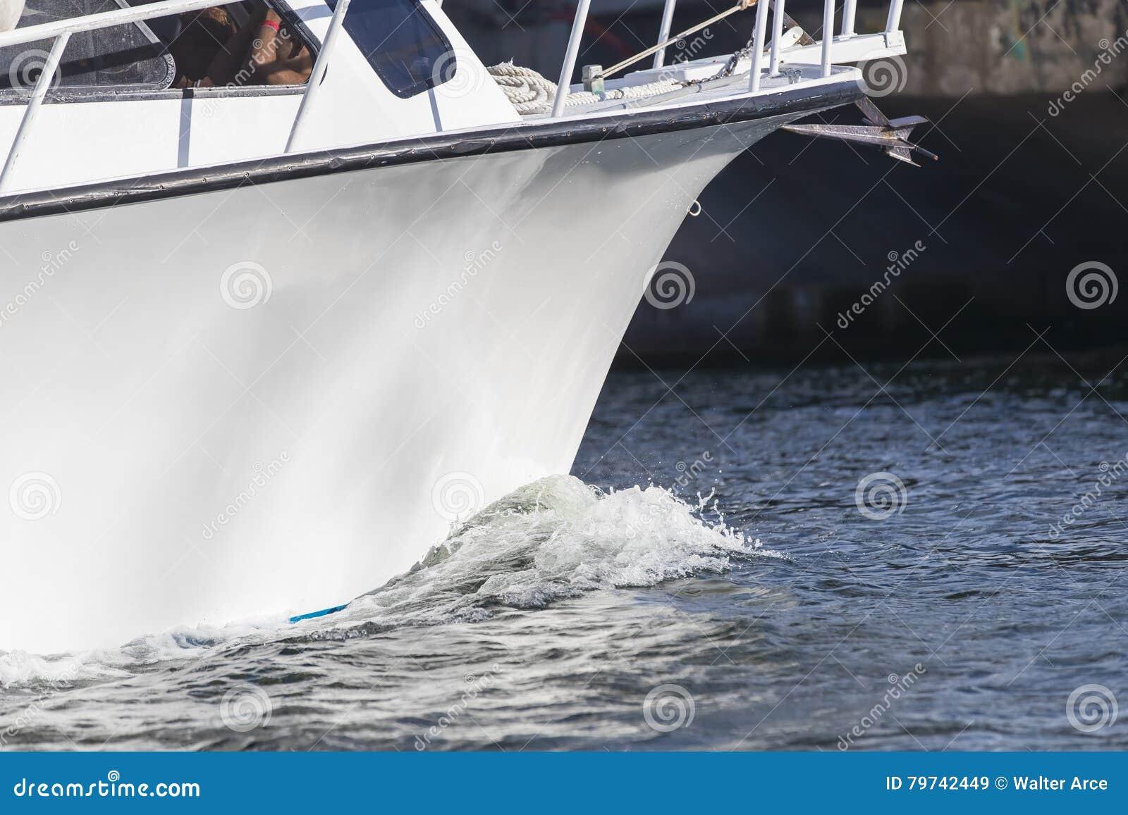 Arco de un barco