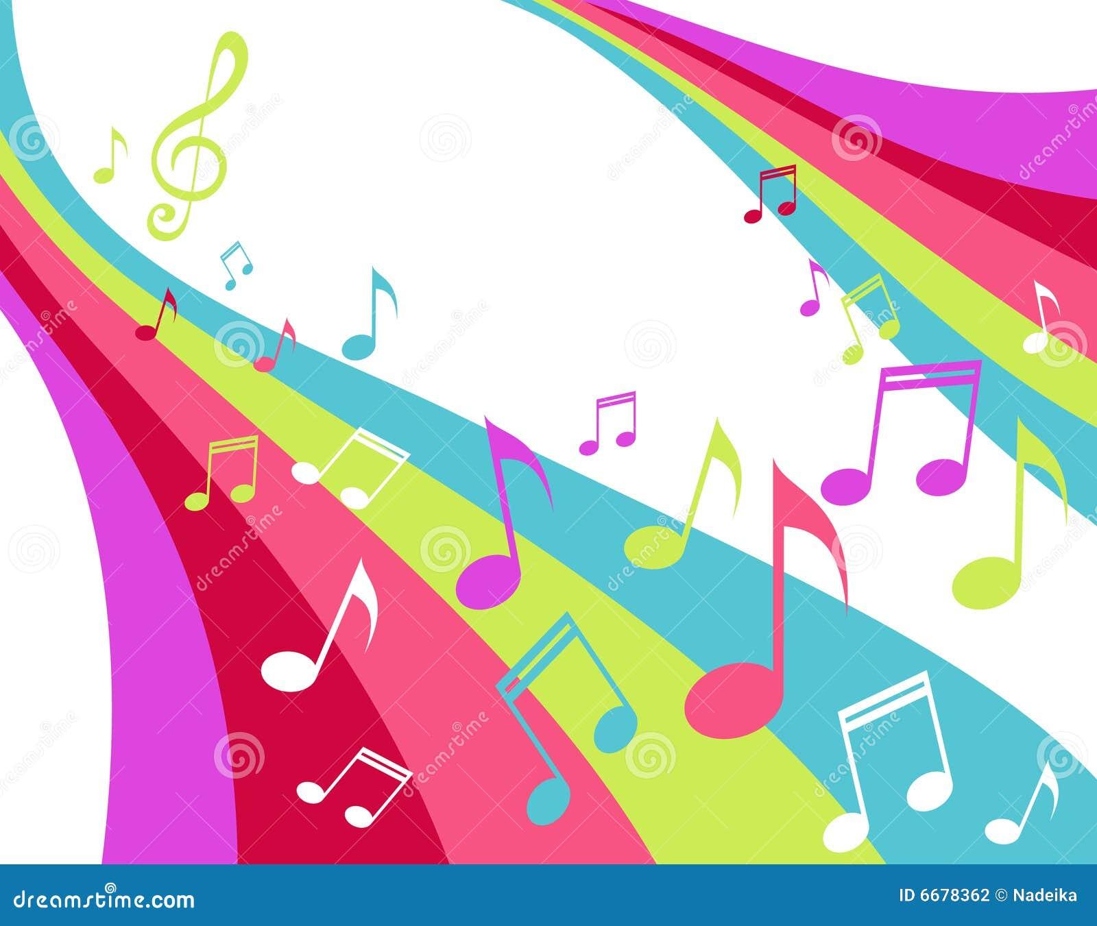 Arco iris de la música