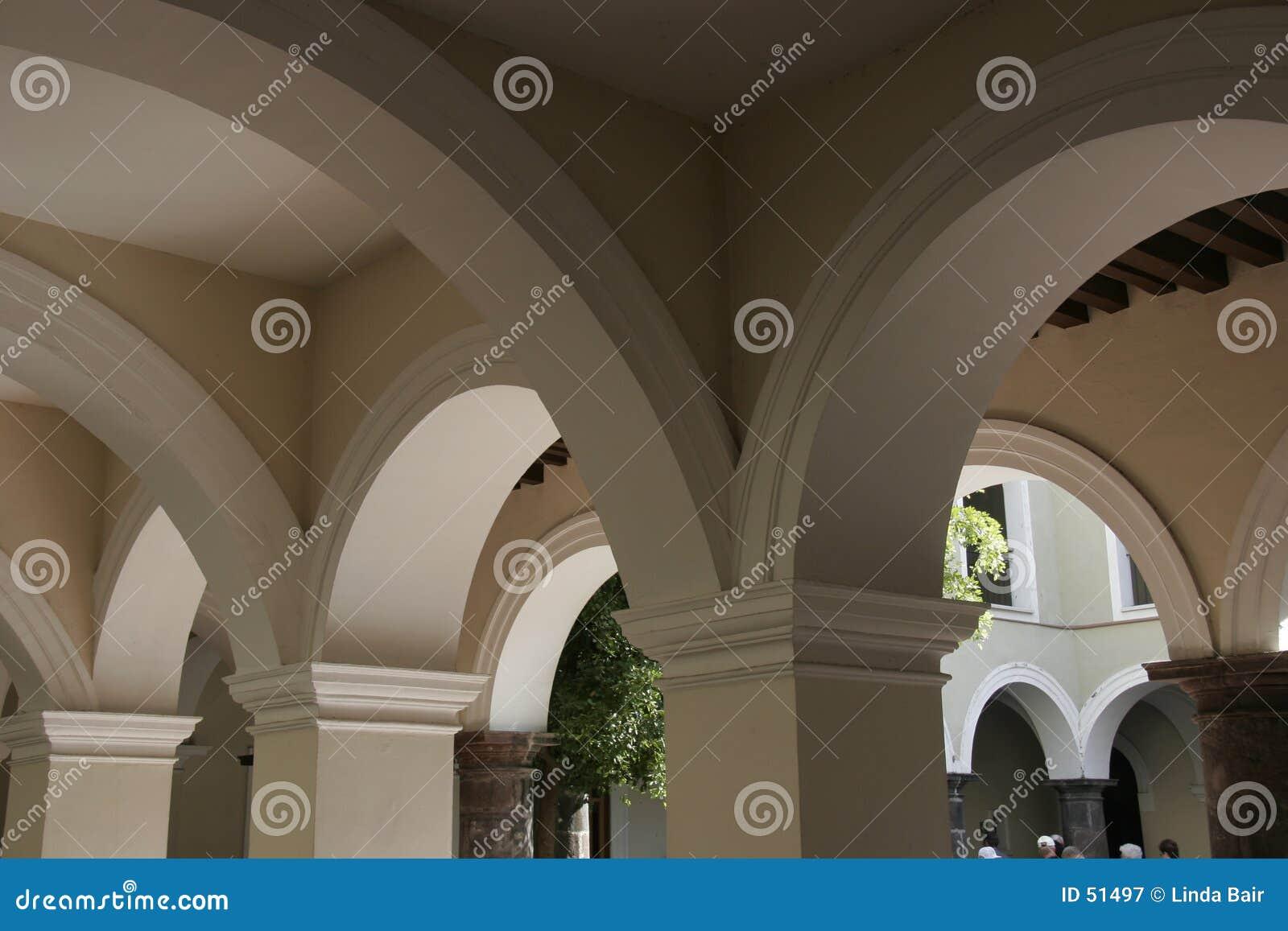 Arcos espanhóis