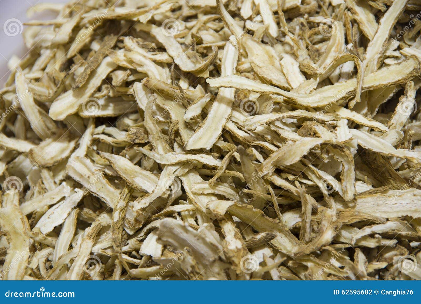 Arcydzięgiel, jest krwionośnego yiqi Chińskimi leczniczymi materiałami jakby