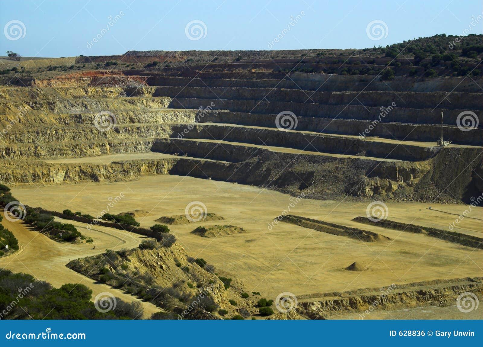 Download Ardrossan шахта стоковое фото. изображение насчитывающей бдительность - 628836