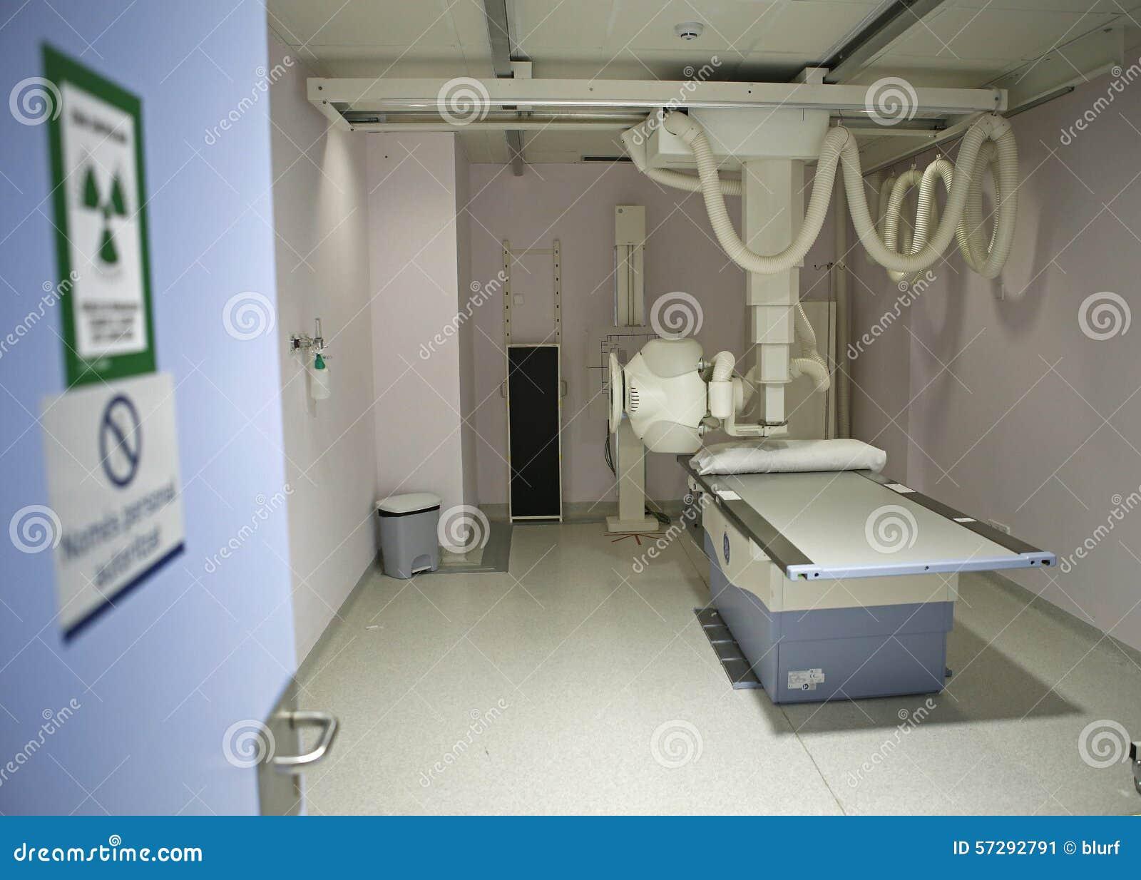 Area di radiologia