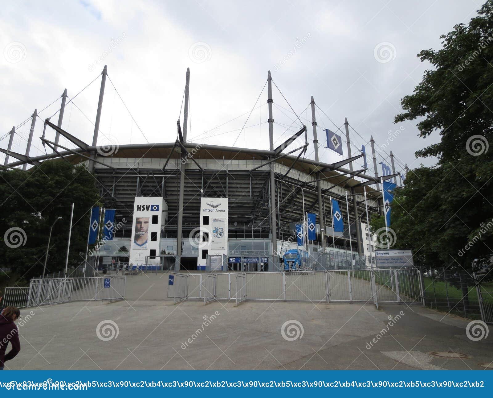 Arena de Hamburgo Imtech