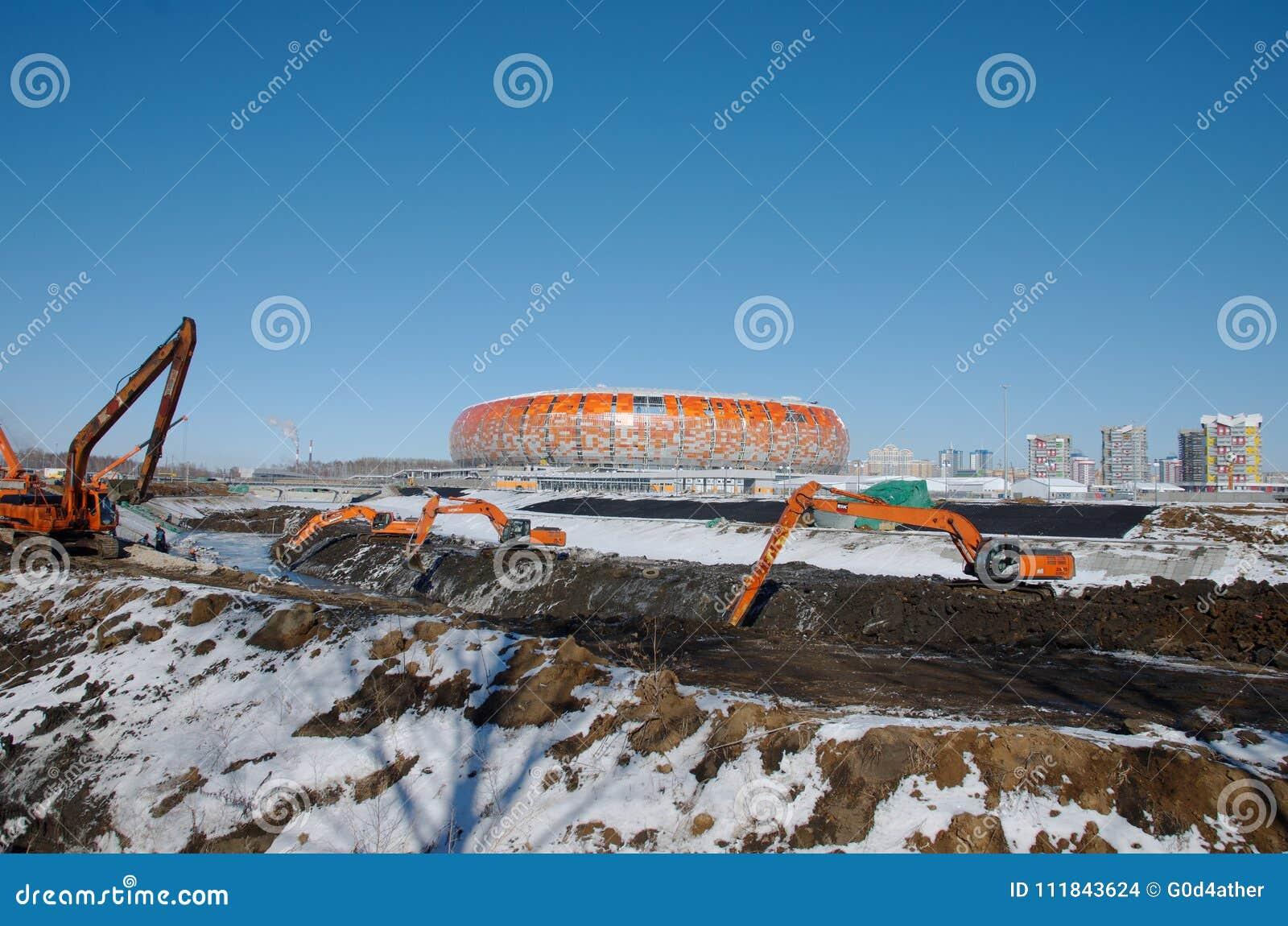 Arena de Mordóvia