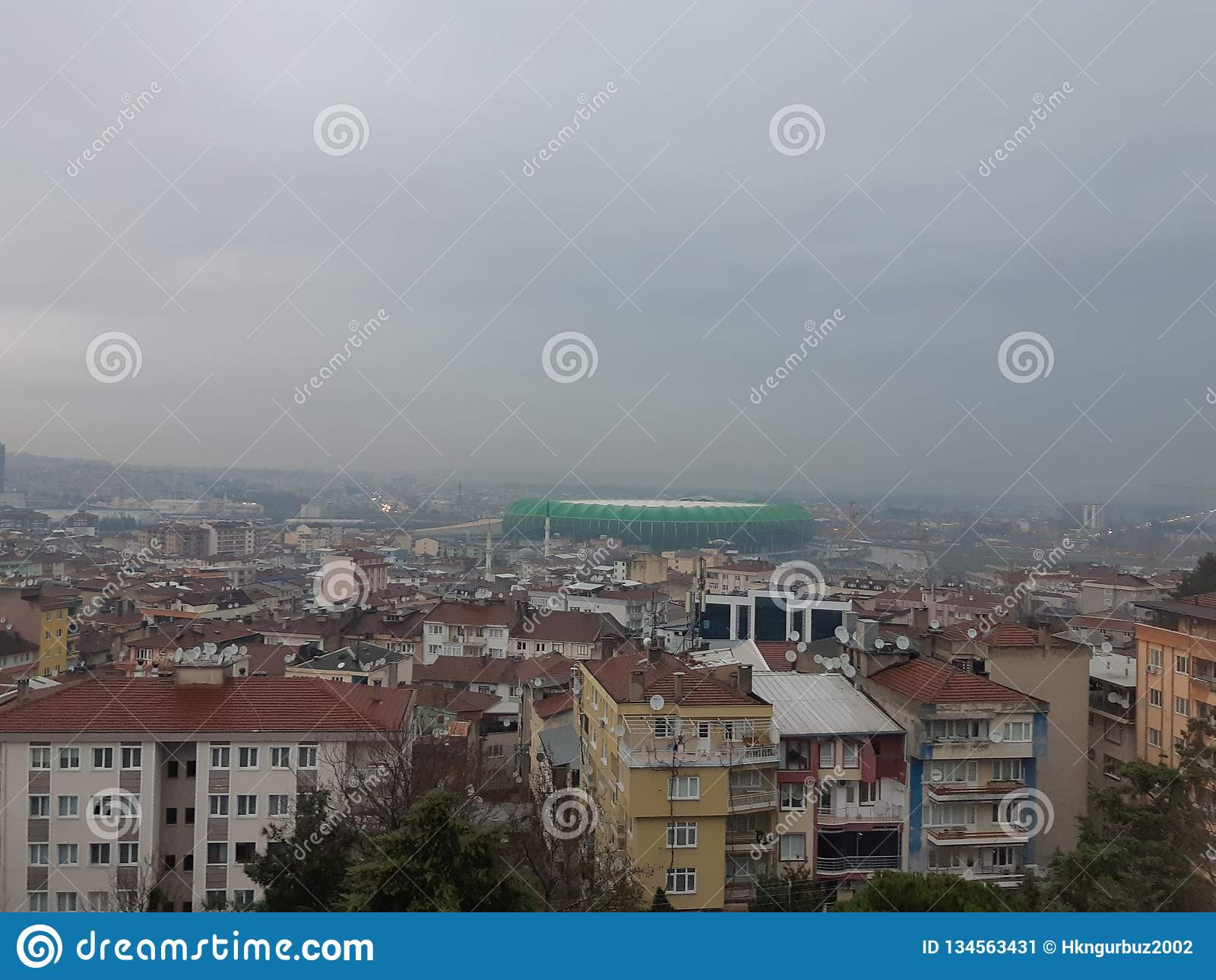 Arena de Timsah da arena do clube desportivo de Bursaspor