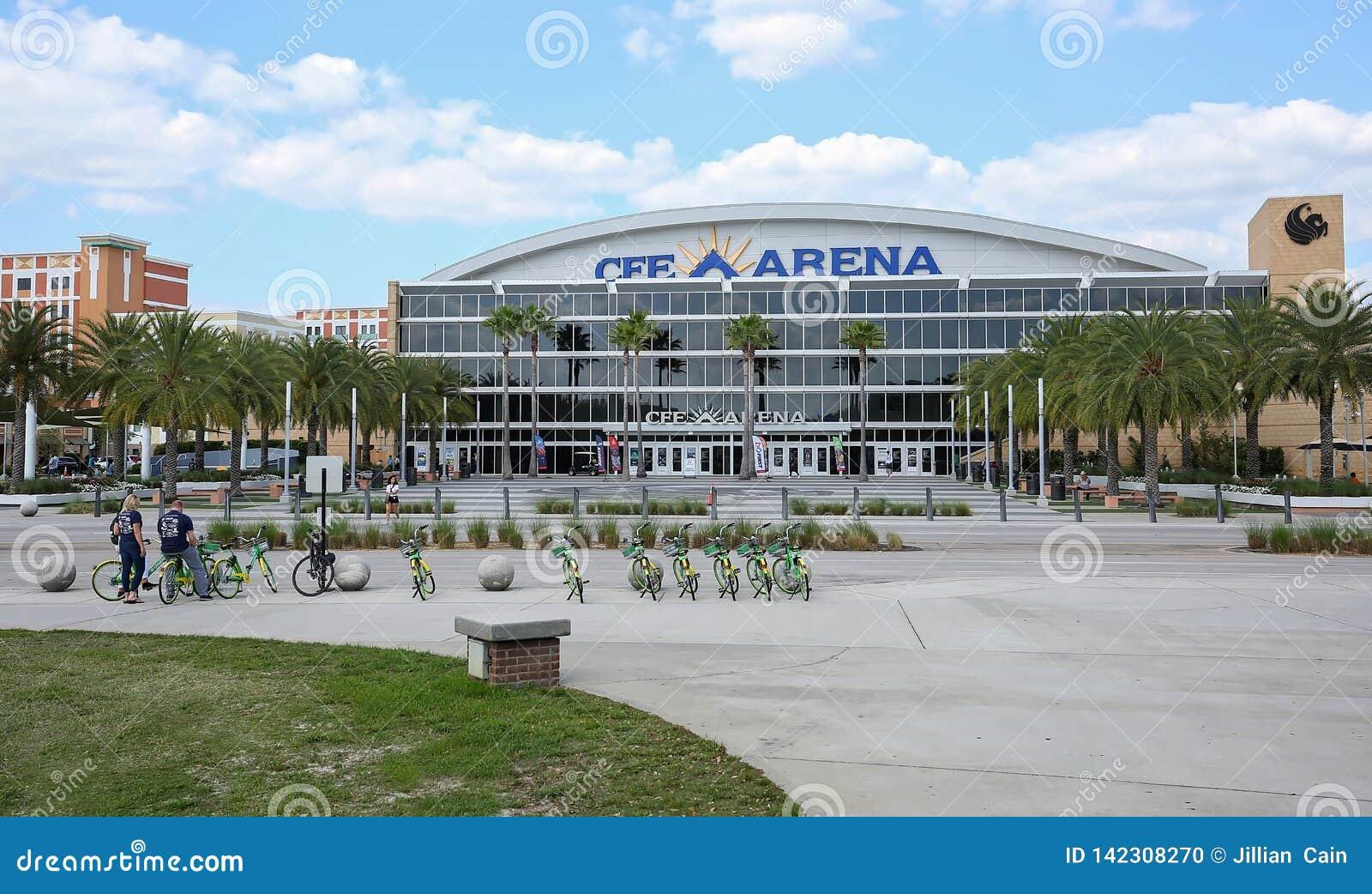 Arena del CFE a UCF