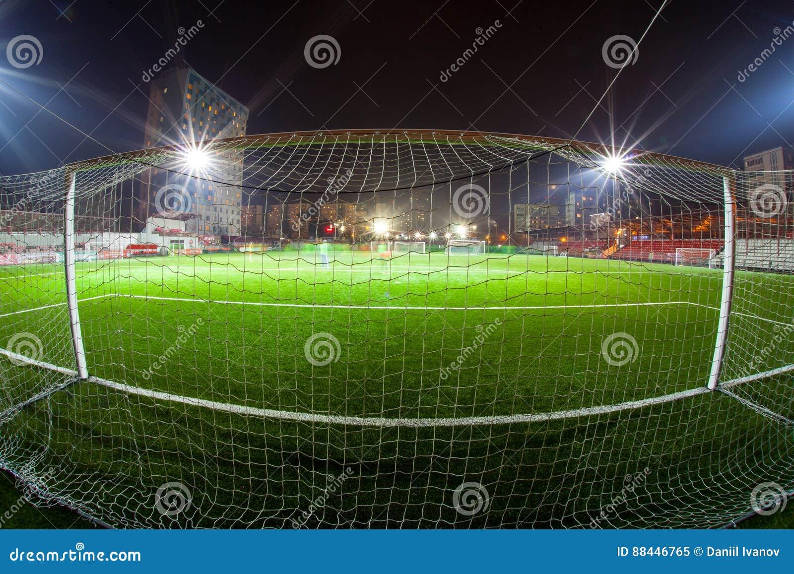 Arena del fútbol, estadio