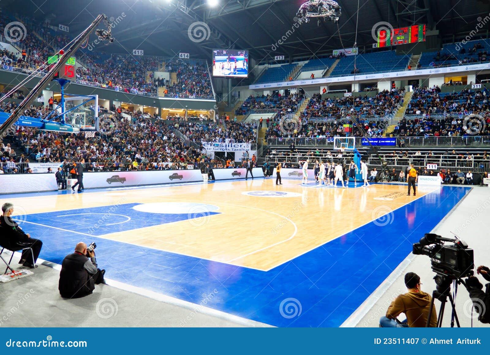 Arena do basquetebol