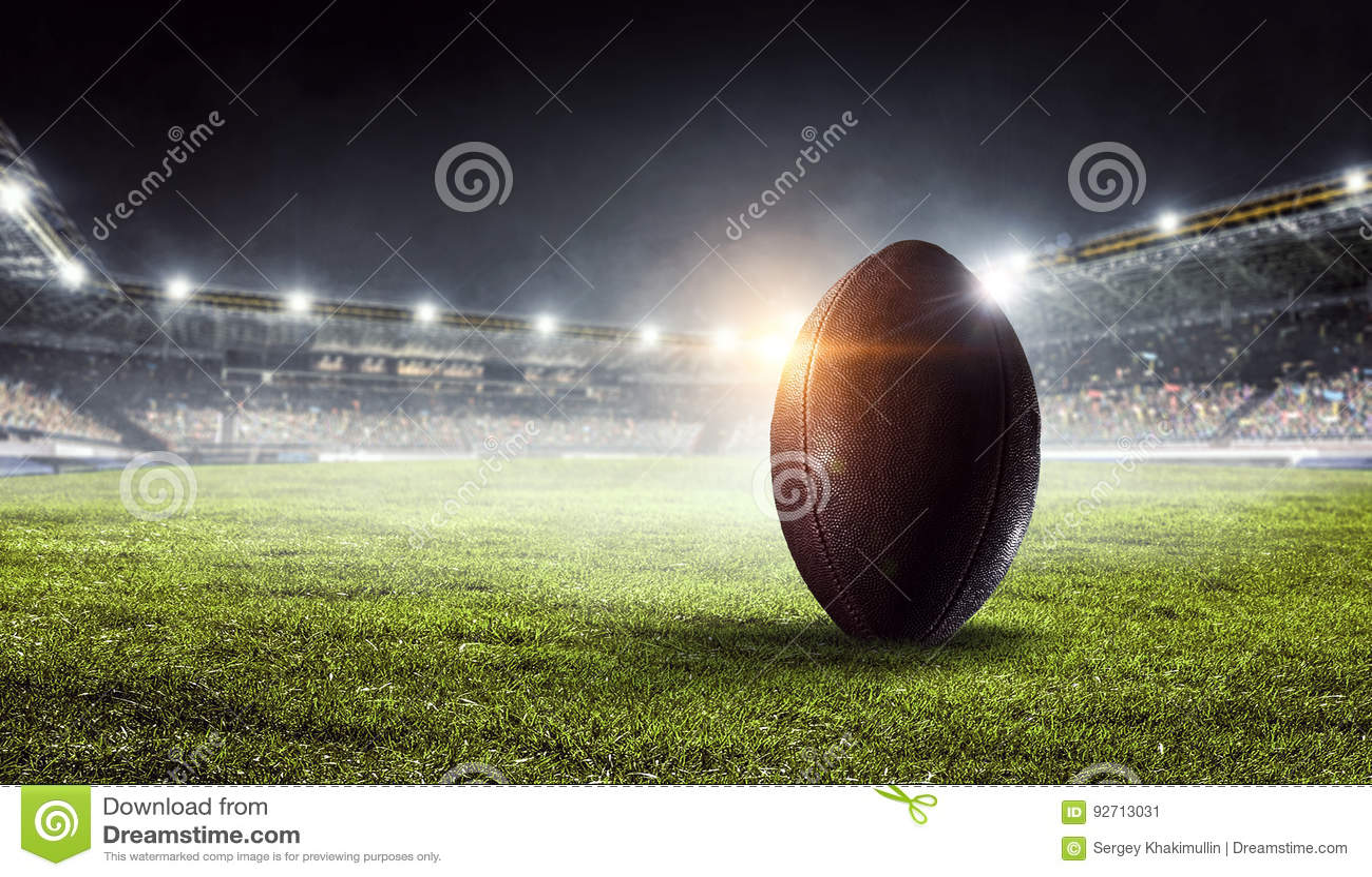 Arena do futebol americano Meios mistos Meios mistos