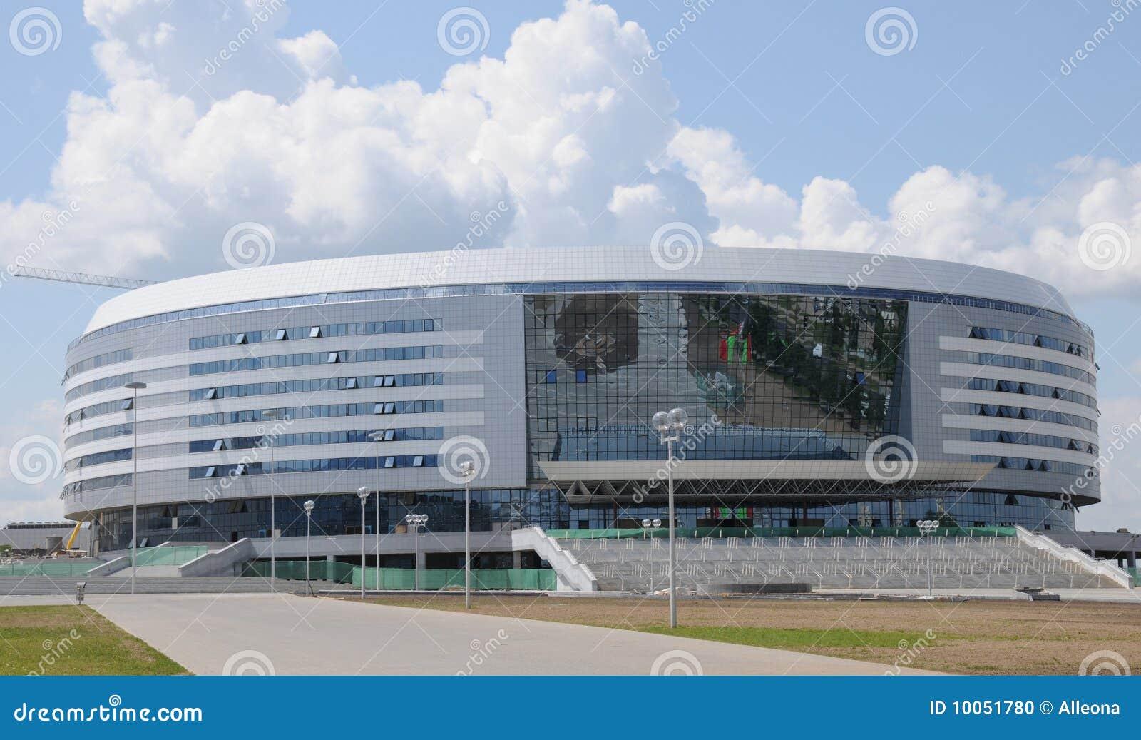 Arena do hóquei do gelo de Minsk, Belarus