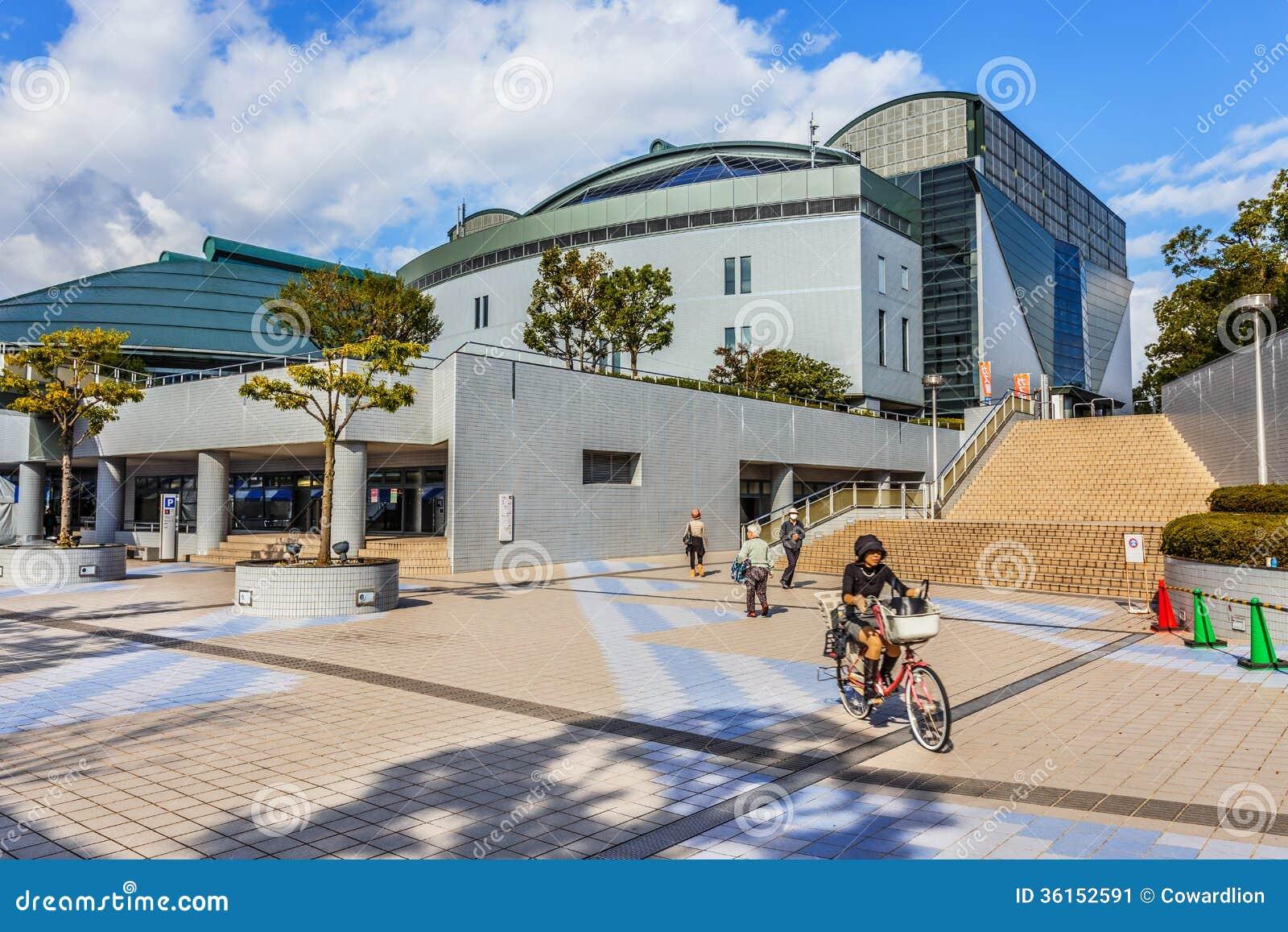 Arena do verde de Hiroshima